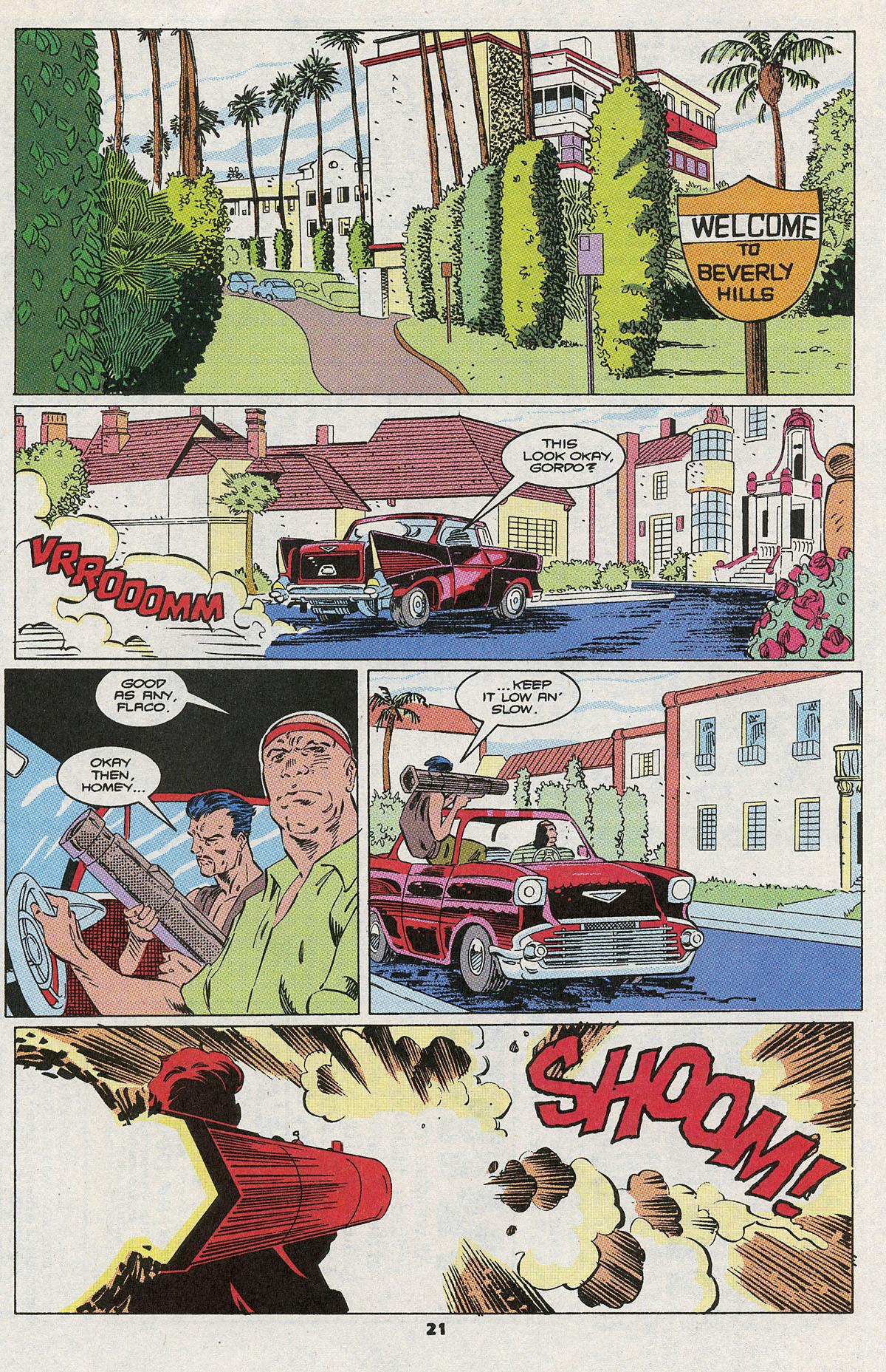 Read online Wonder Man (1991) comic -  Issue #10 - 17