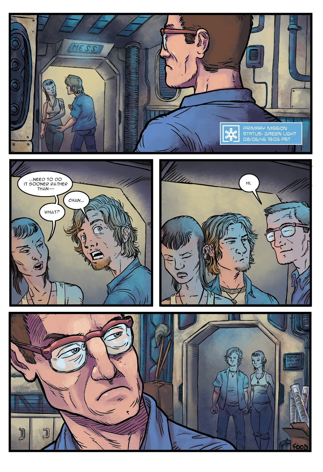 Read online Impossible comic -  Issue # TPB - 17