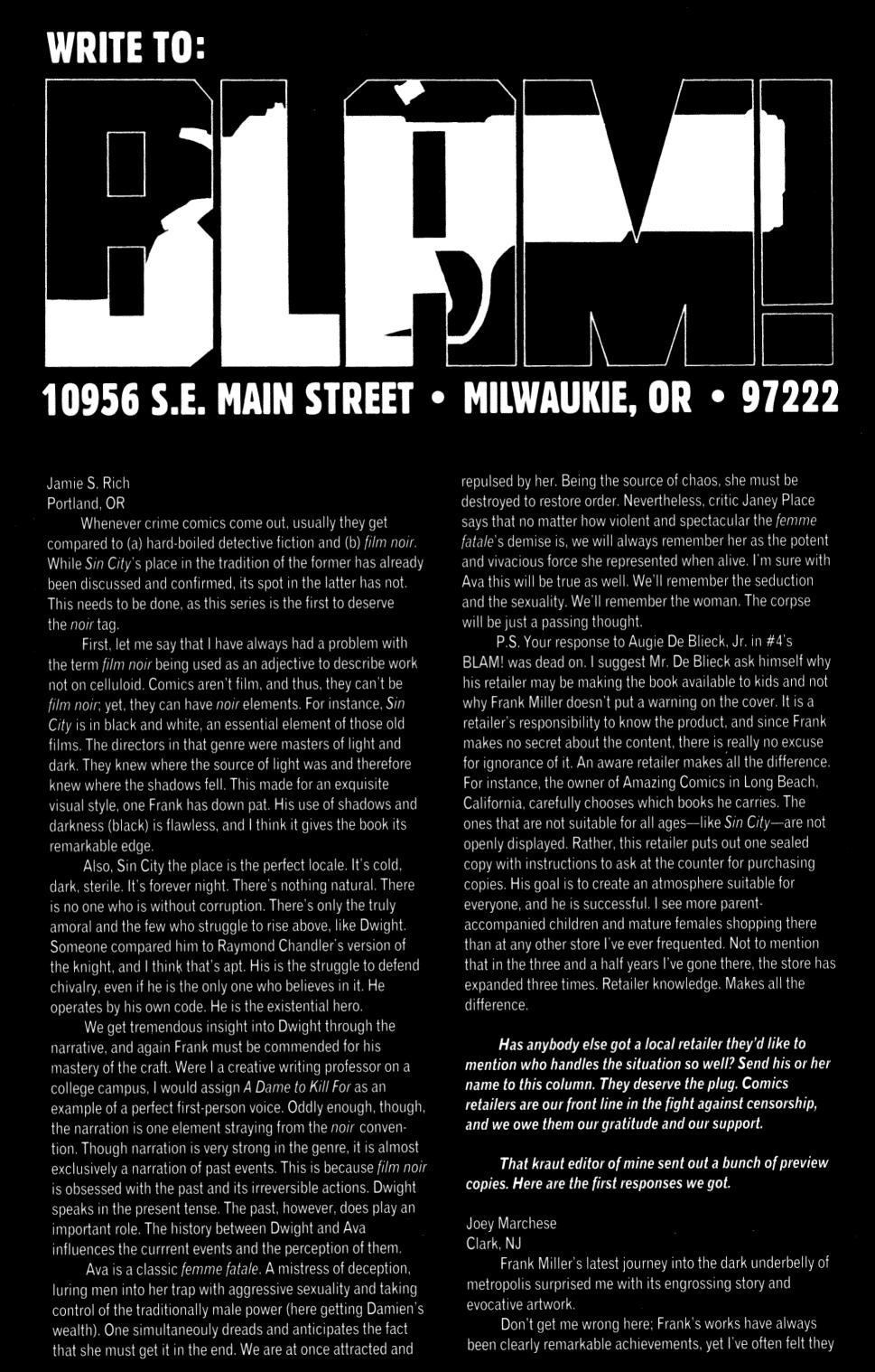 Read online Sin City: The Big Fat Kill comic -  Issue #2 - 29