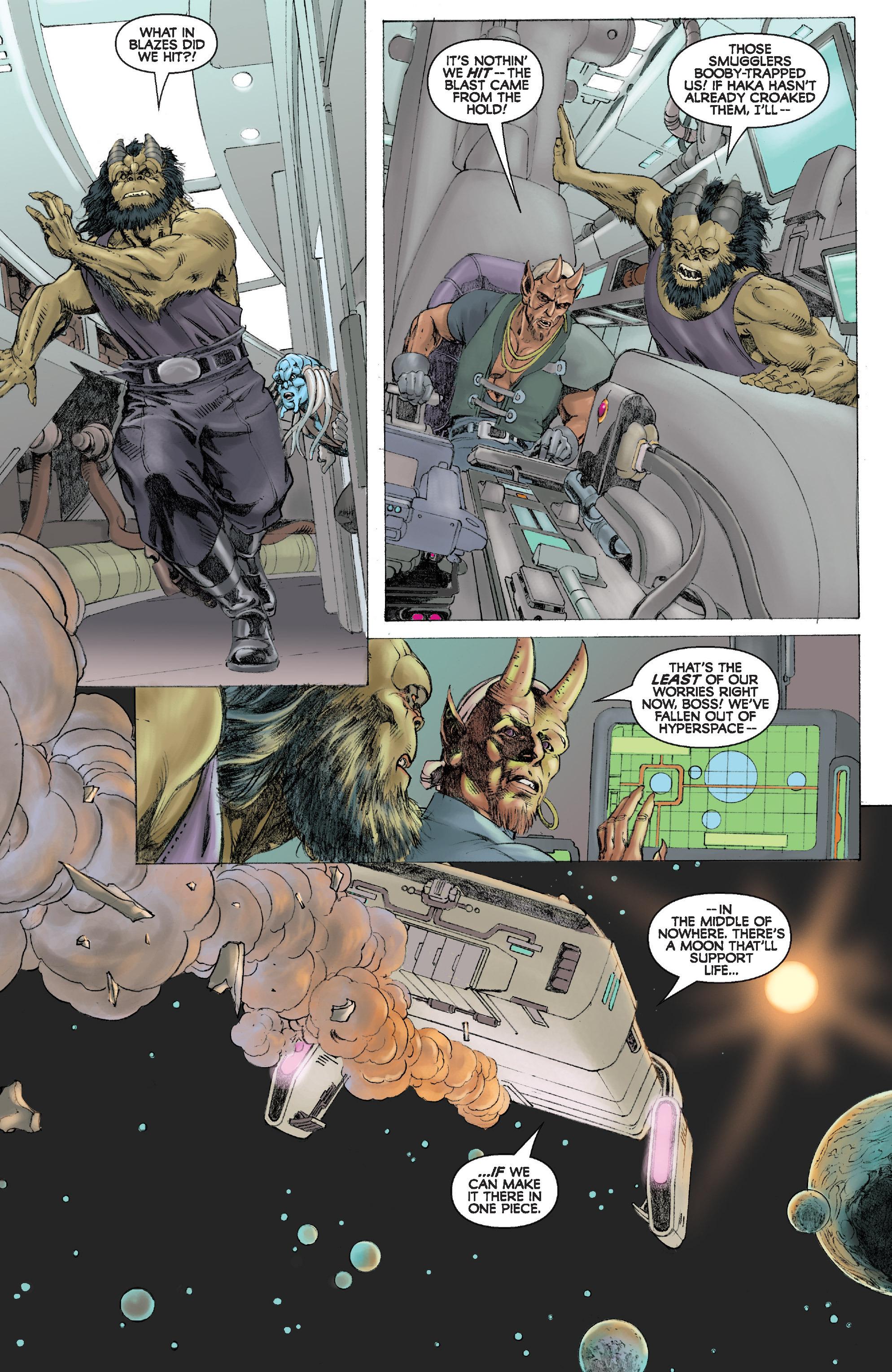 Read online Star Wars Omnibus comic -  Issue # Vol. 31 - 226