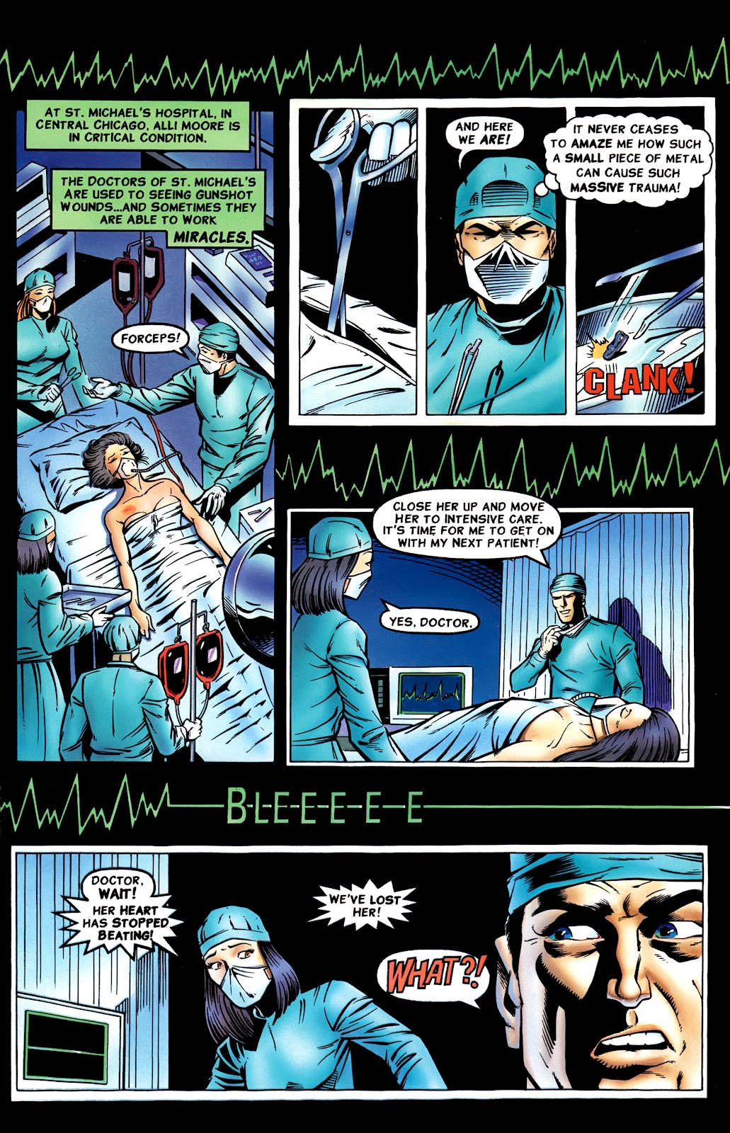 Read online Perg comic -  Issue #8 - 16