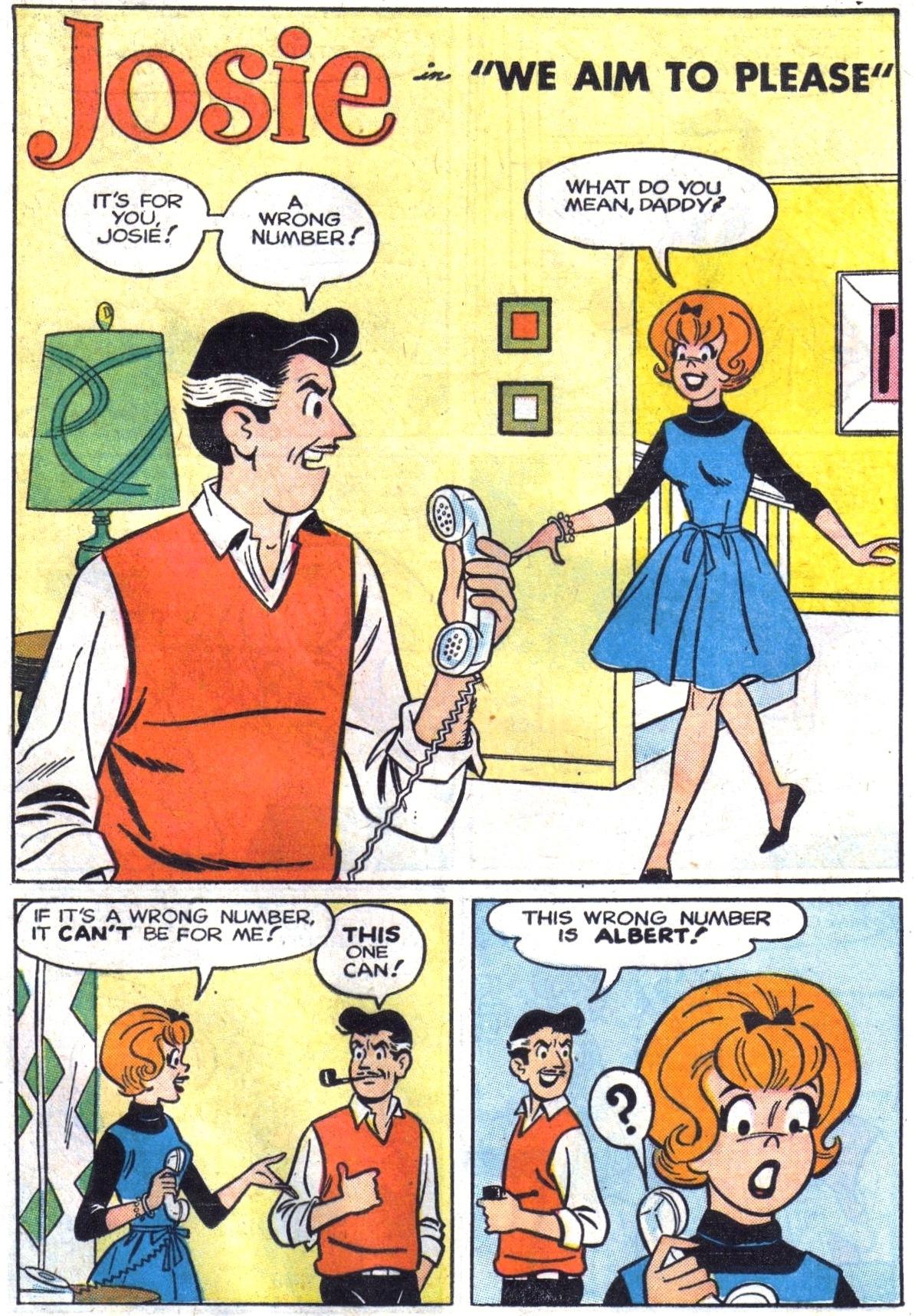 Read online She's Josie comic -  Issue #5 - 29