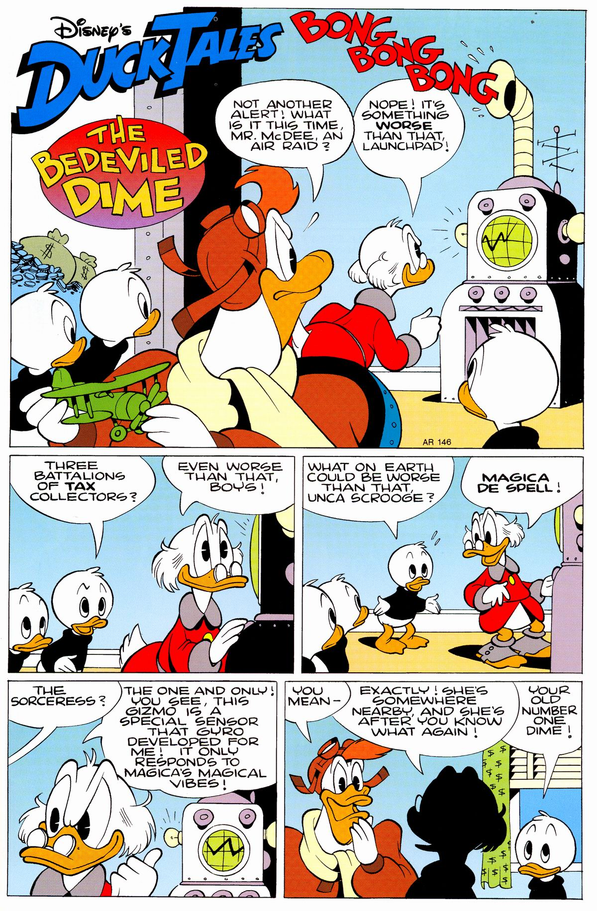 Read online Uncle Scrooge (1953) comic -  Issue #328 - 53