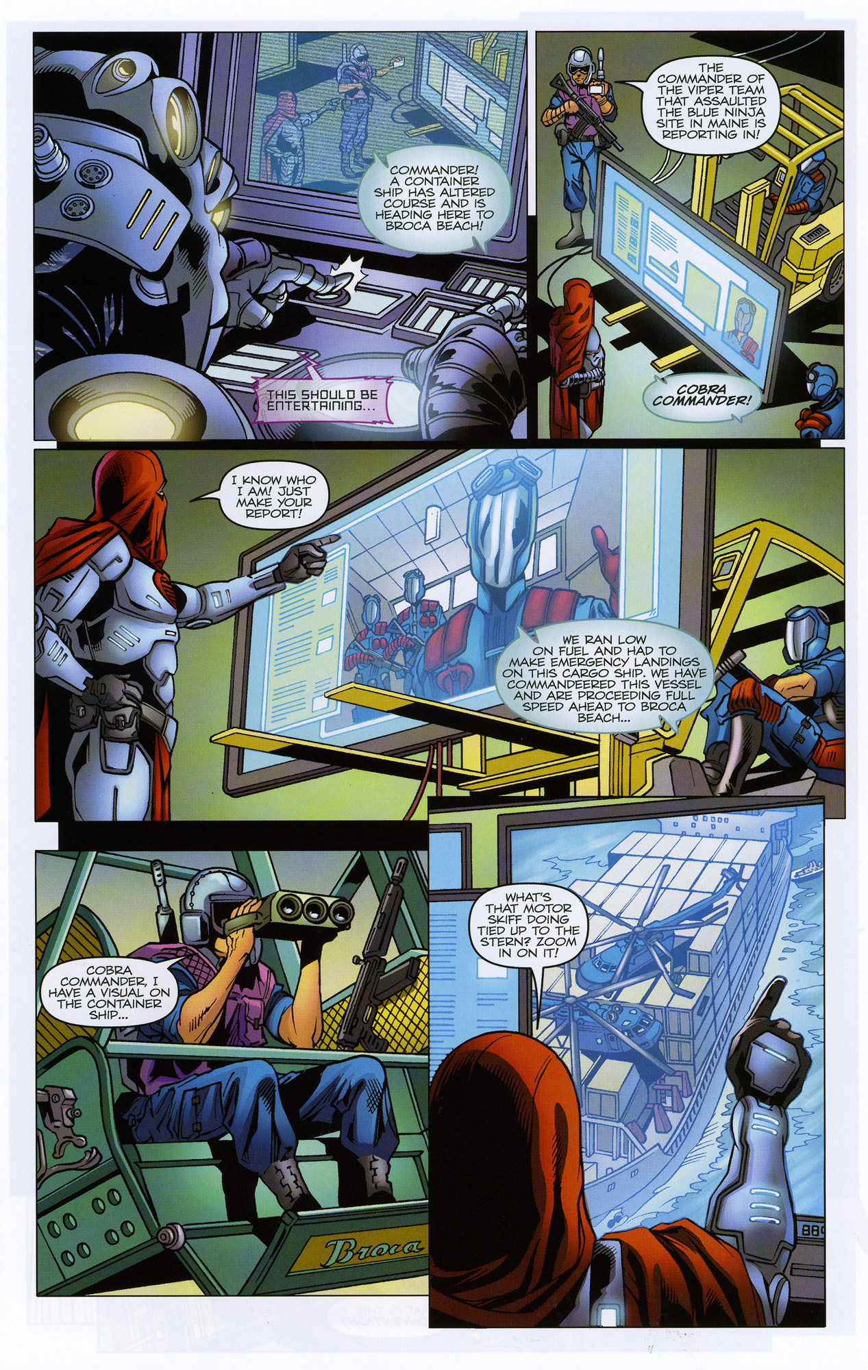 G.I. Joe: A Real American Hero 178 Page 13