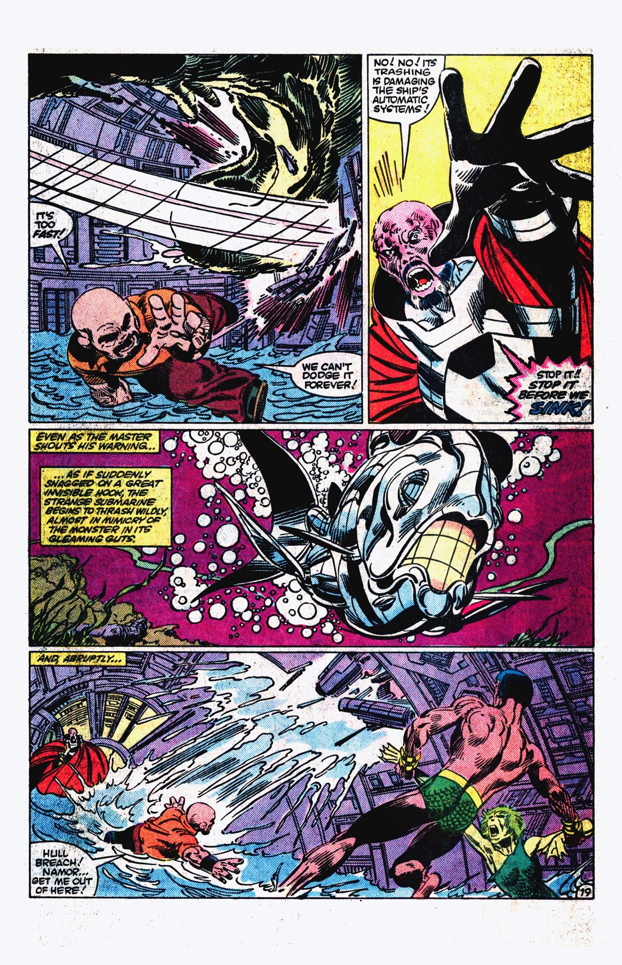 Read online Alpha Flight (1983) comic -  Issue #16 - 20