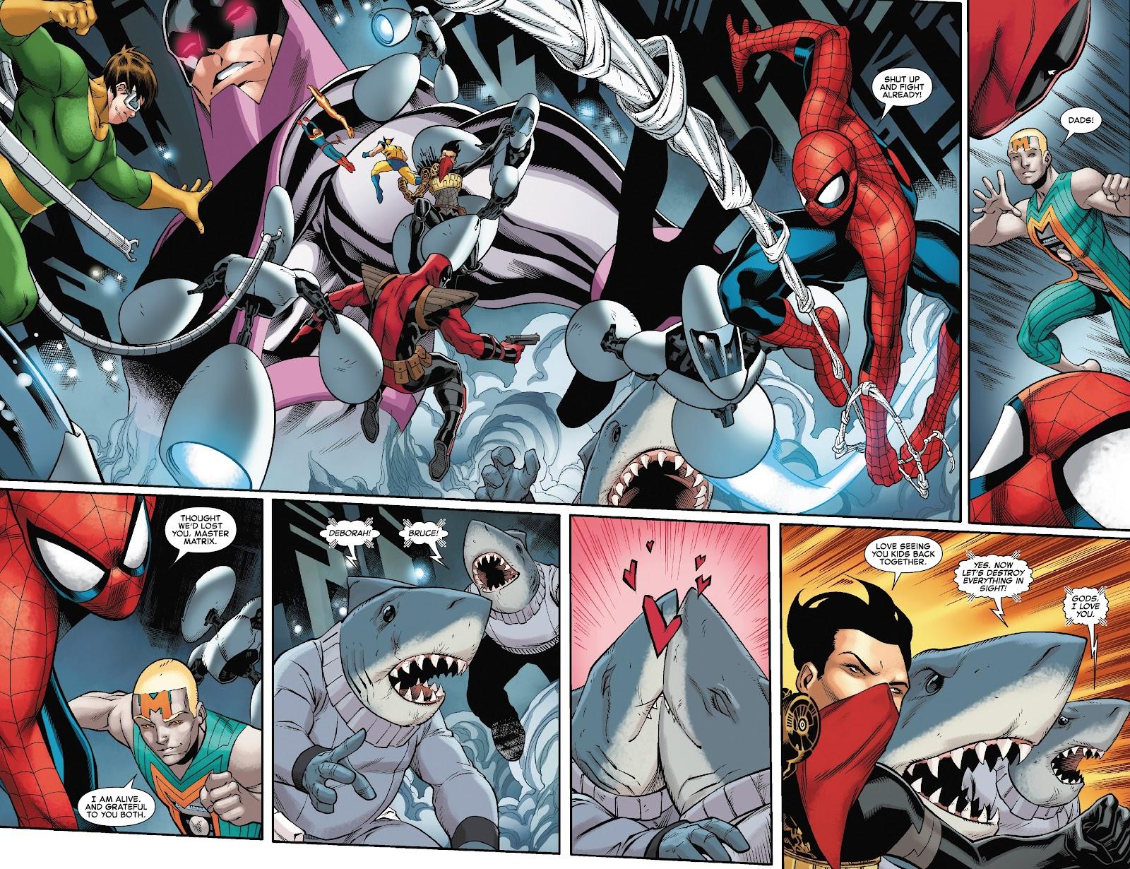 Read online Spider-Man/Deadpool comic -  Issue #49 - 4