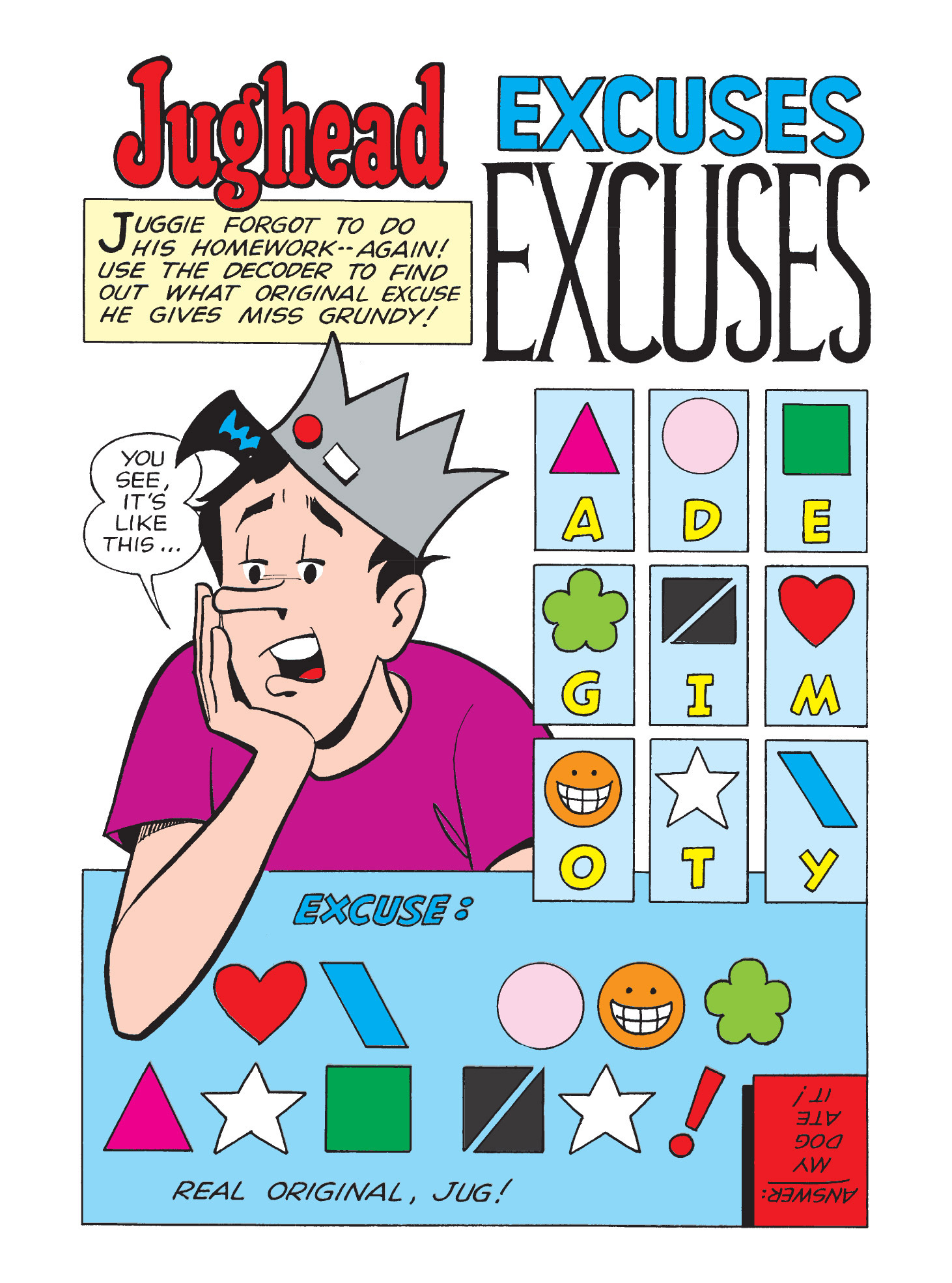 Read online Archie's Funhouse Double Digest comic -  Issue #9 - 147