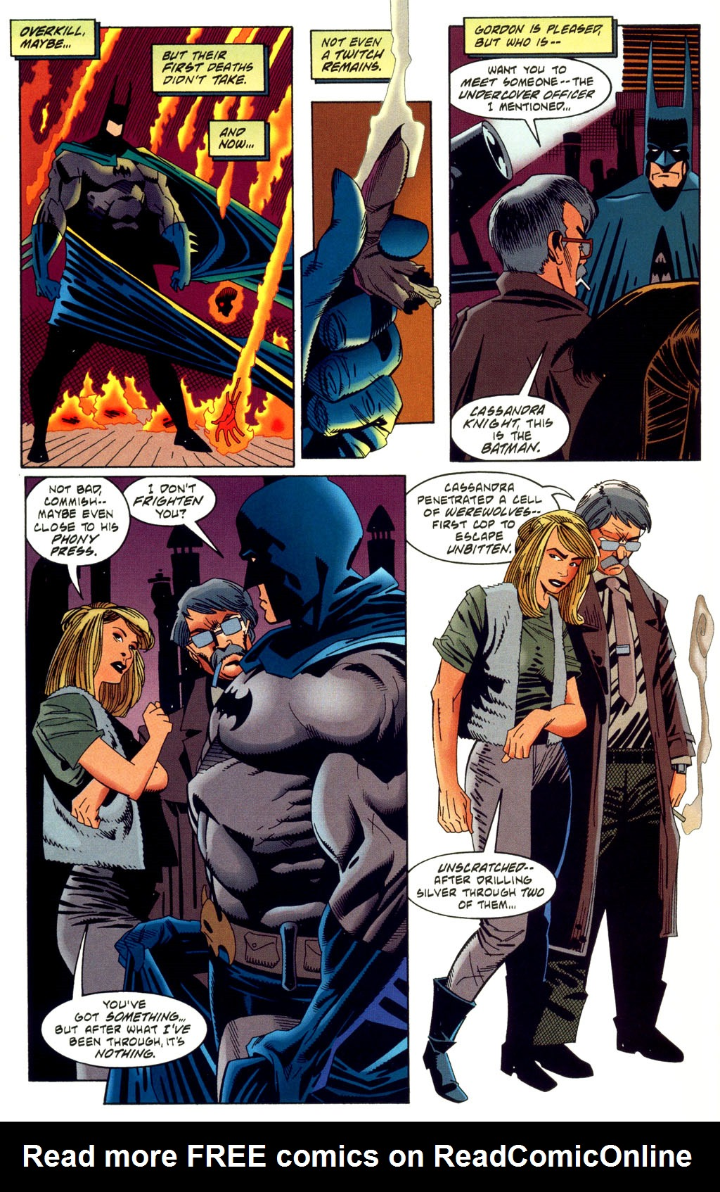 Read online Batman: Haunted Gotham comic -  Issue #2 - 26