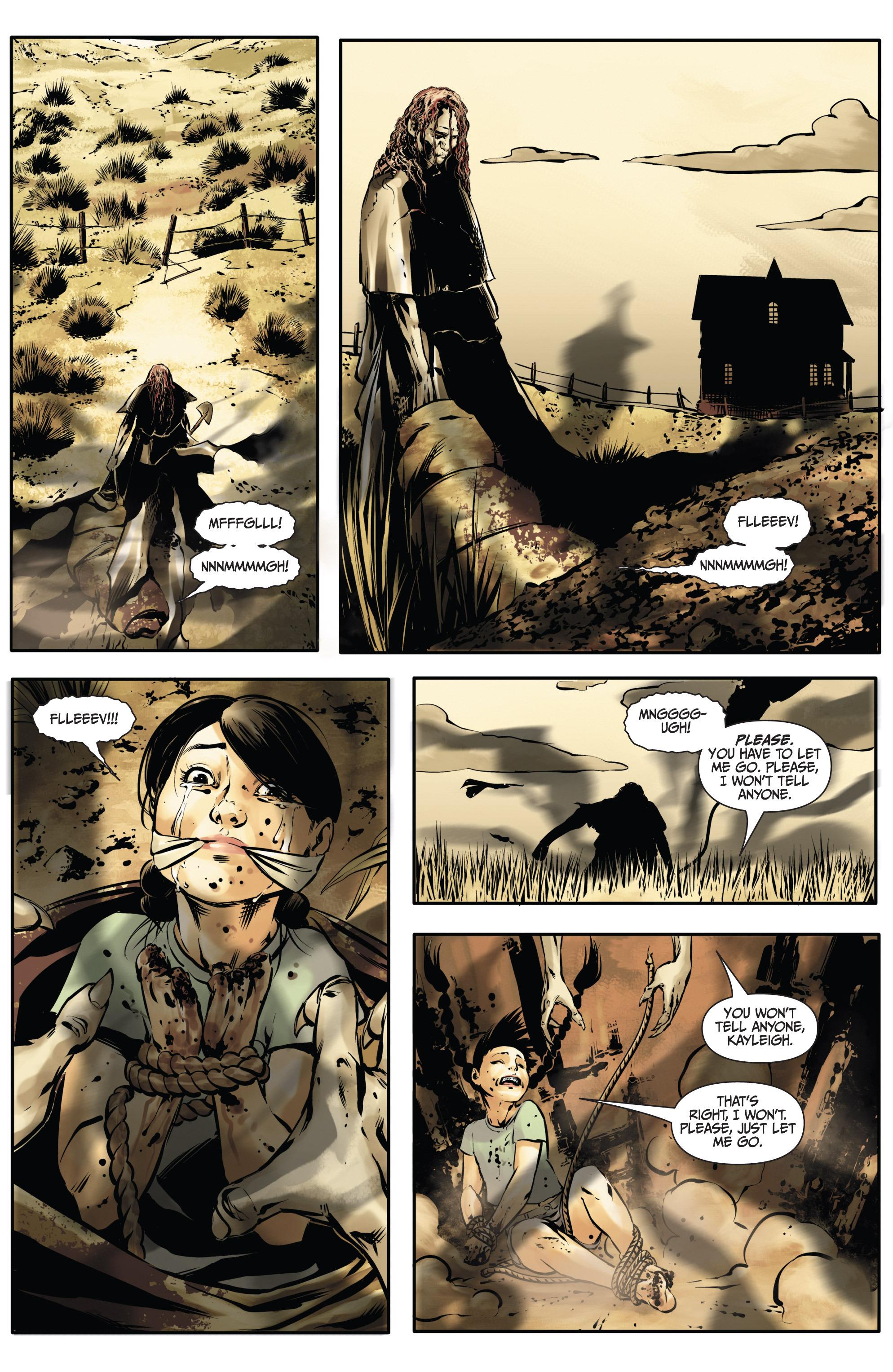 Read online Mercy Thompson comic -  Issue #4 - 5