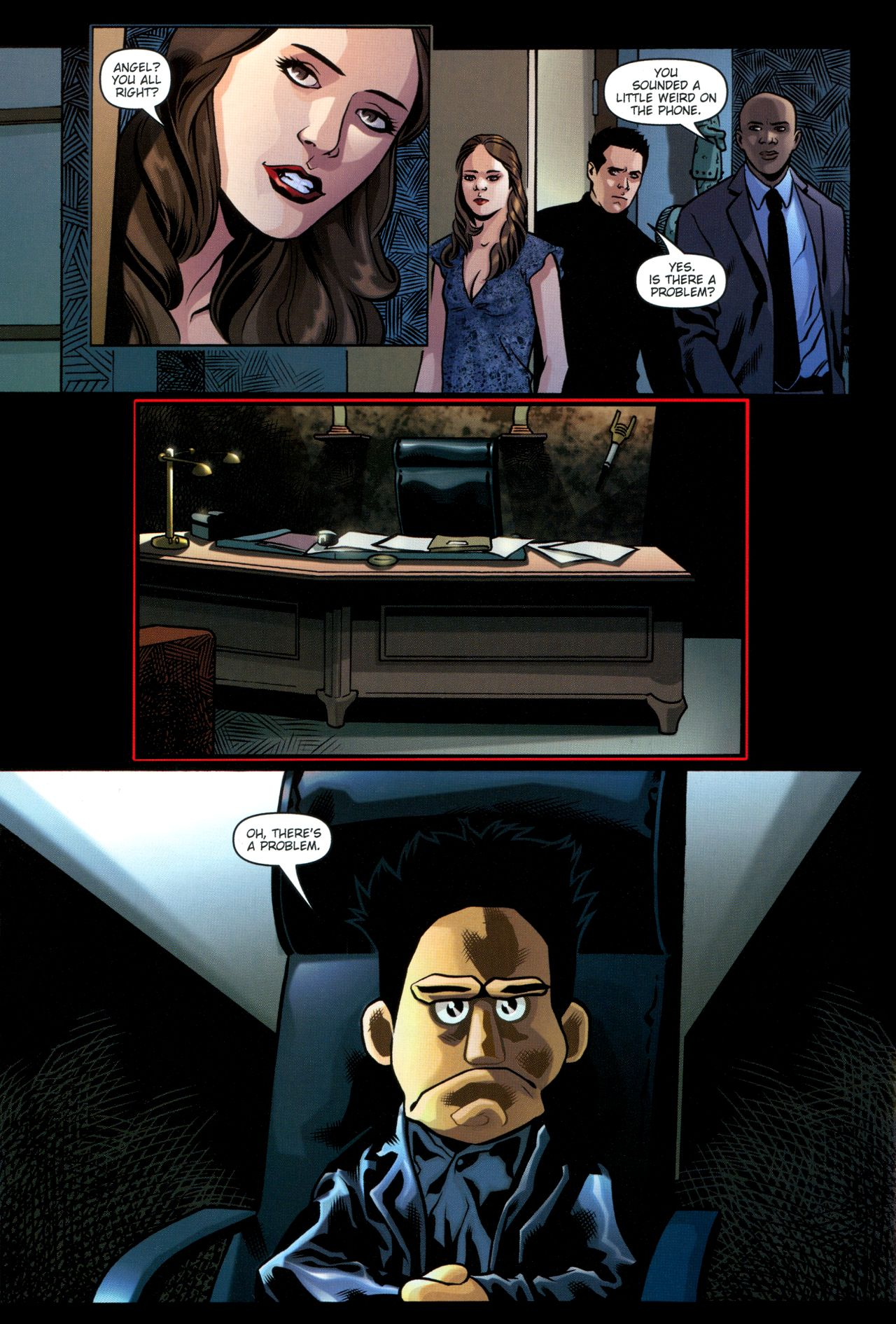 Read online Angel: Smile Time comic -  Issue #2 - 5