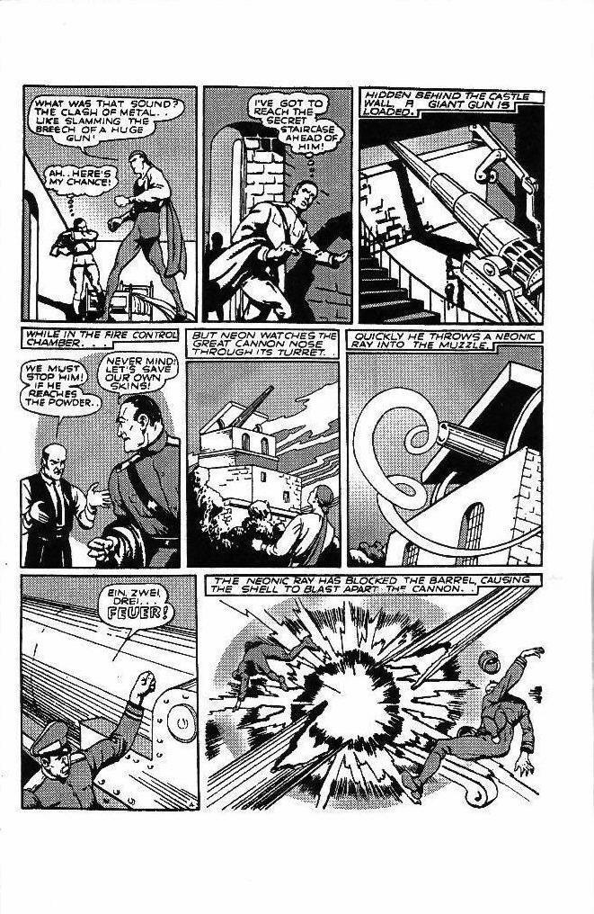 Read online Men of Mystery Comics comic -  Issue #46 - 25
