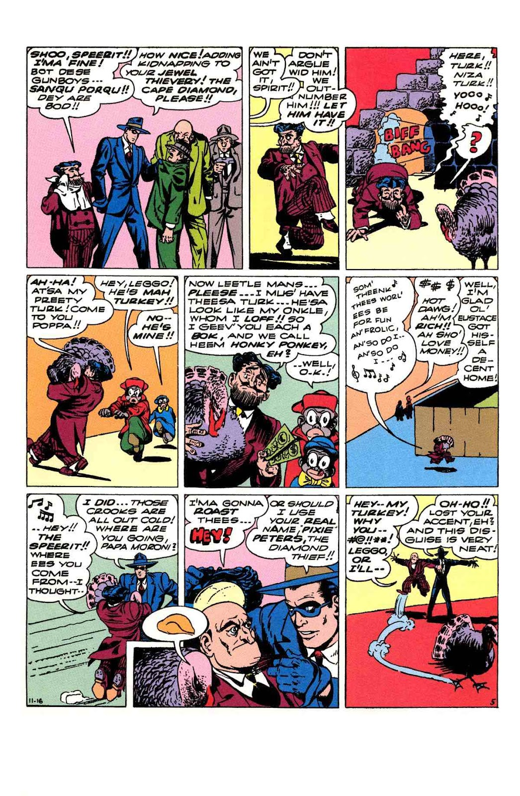 Read online Will Eisner's The Spirit Archives comic -  Issue # TPB 3 (Part 2) - 58