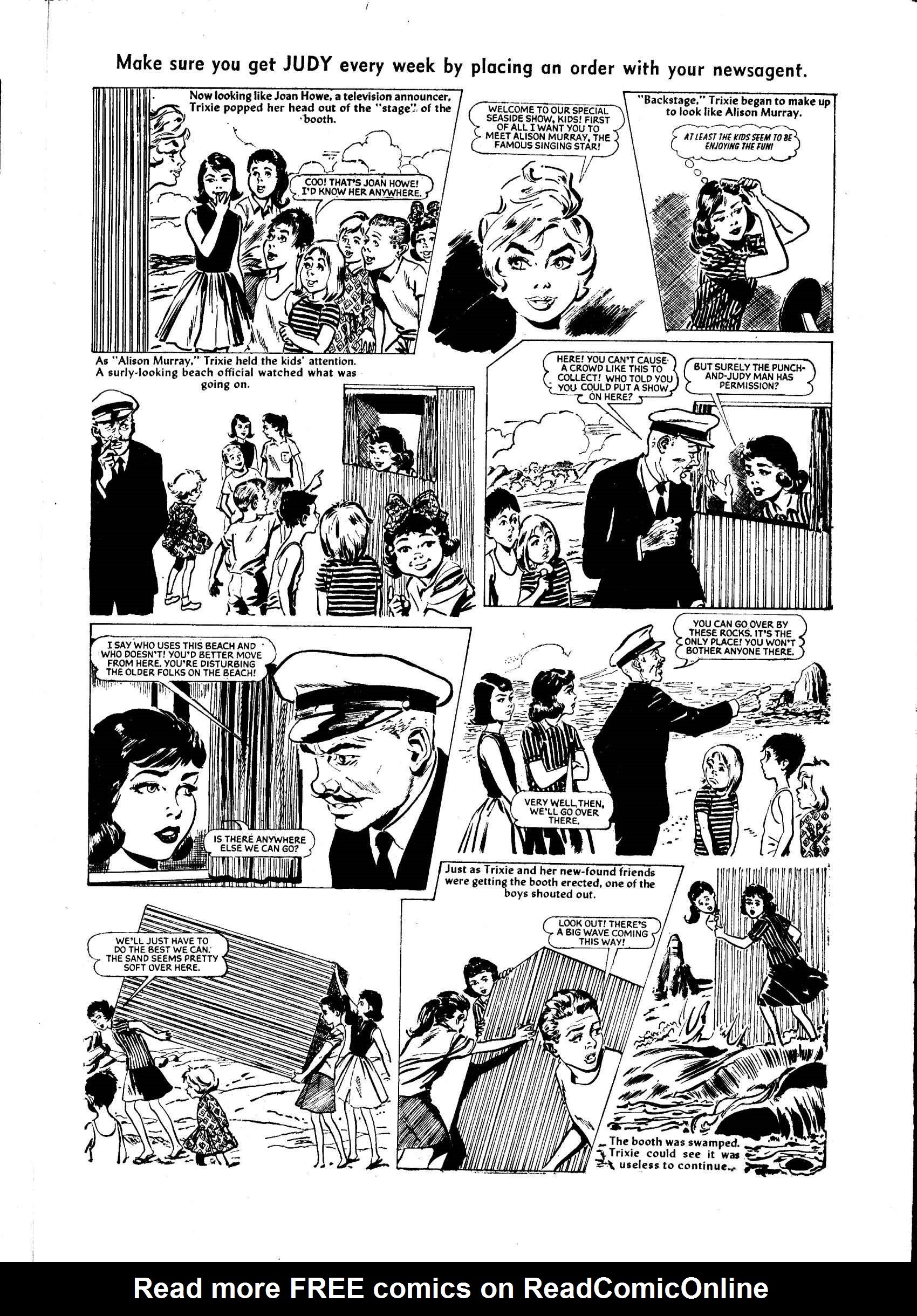 Read online Judy comic -  Issue #55 - 11