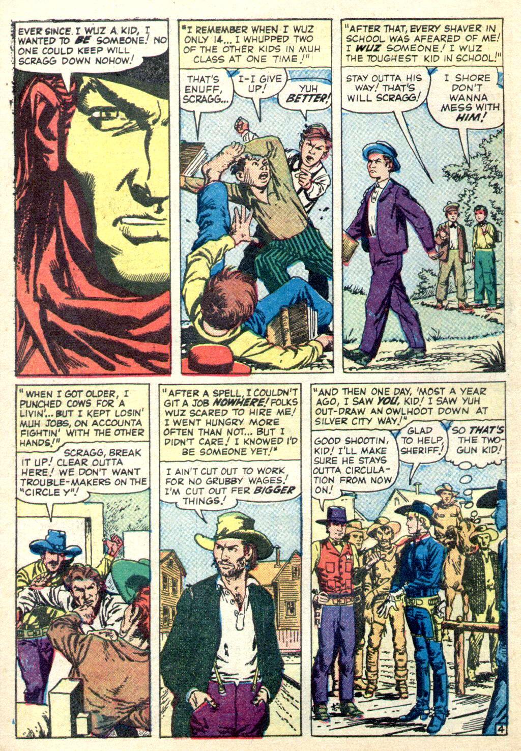 Read online Two-Gun Kid comic -  Issue #49 - 6
