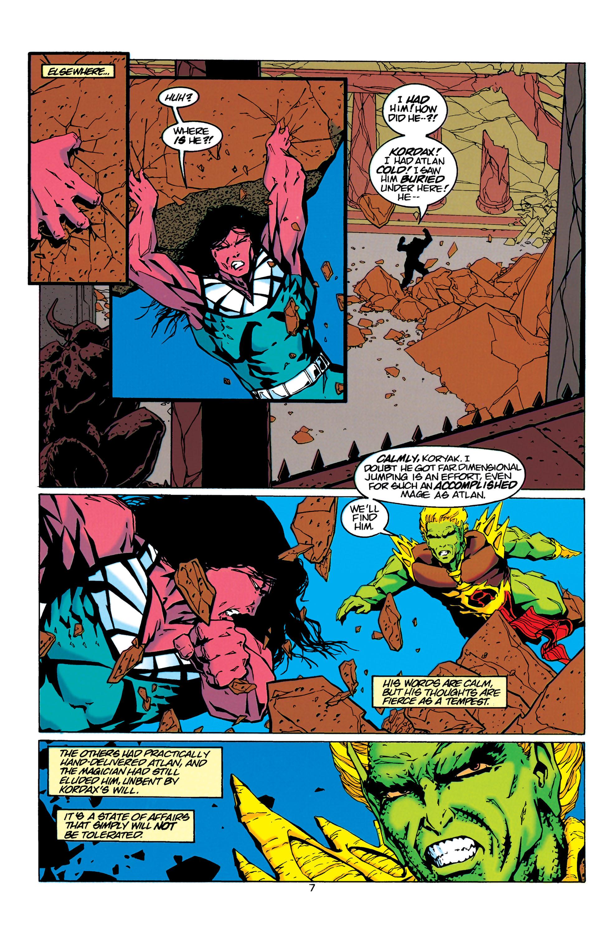 Read online Aquaman (1994) comic -  Issue #21 - 8