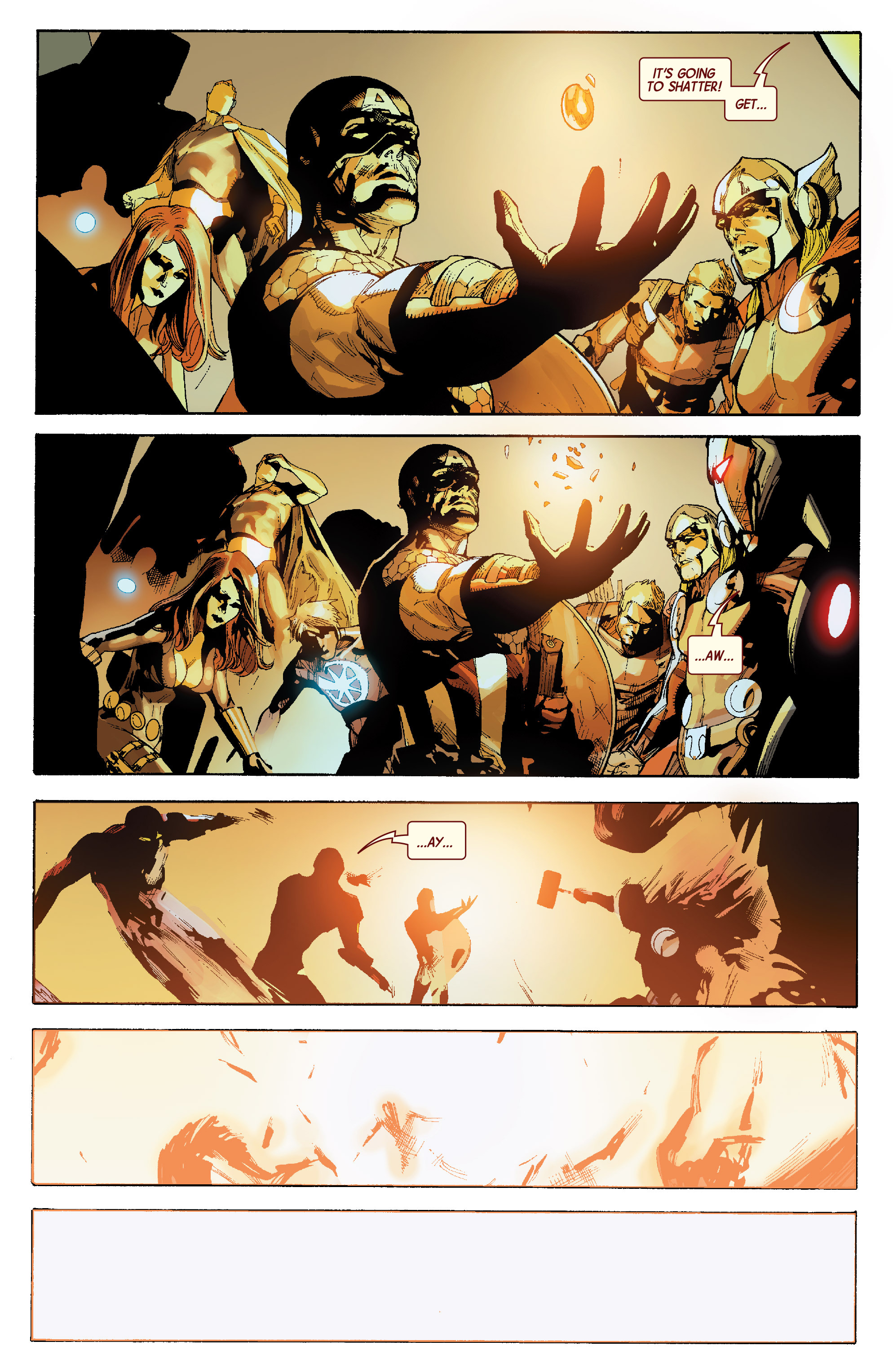 Read online Avengers (2013) comic -  Issue #Avengers (2013) _TPB 6 - 32