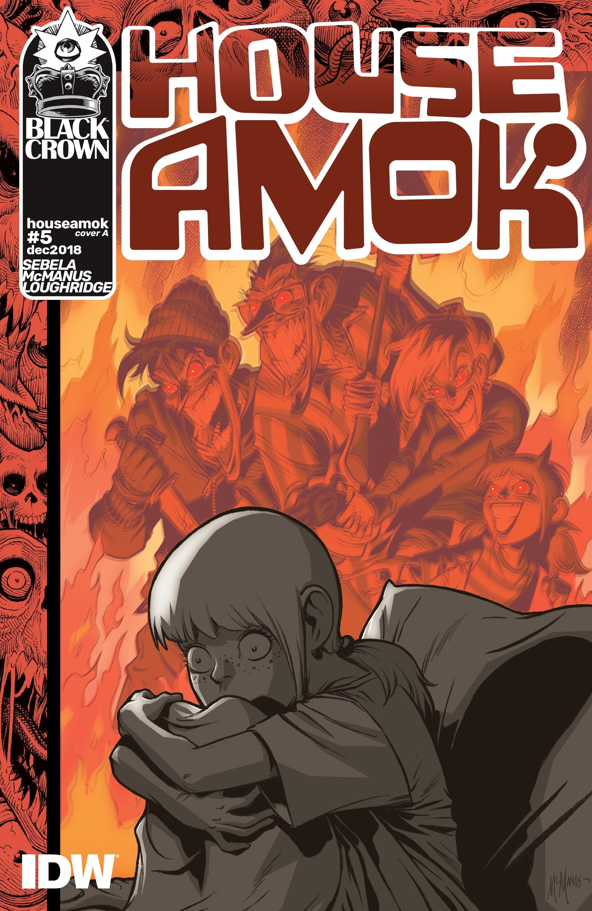House Amok 5 Page 1