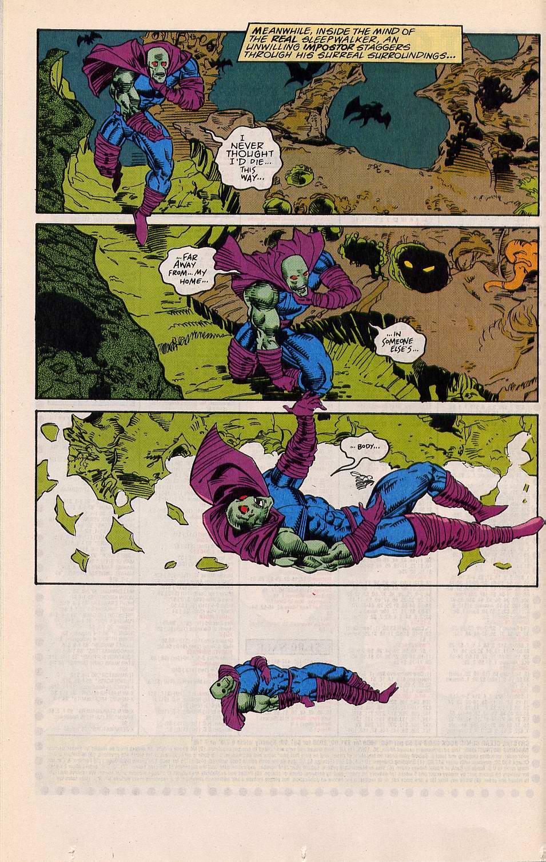 Read online Sleepwalker comic -  Issue #22 - 10