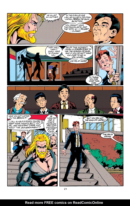 Read online Aquaman (1994) comic -  Issue #27 - 22