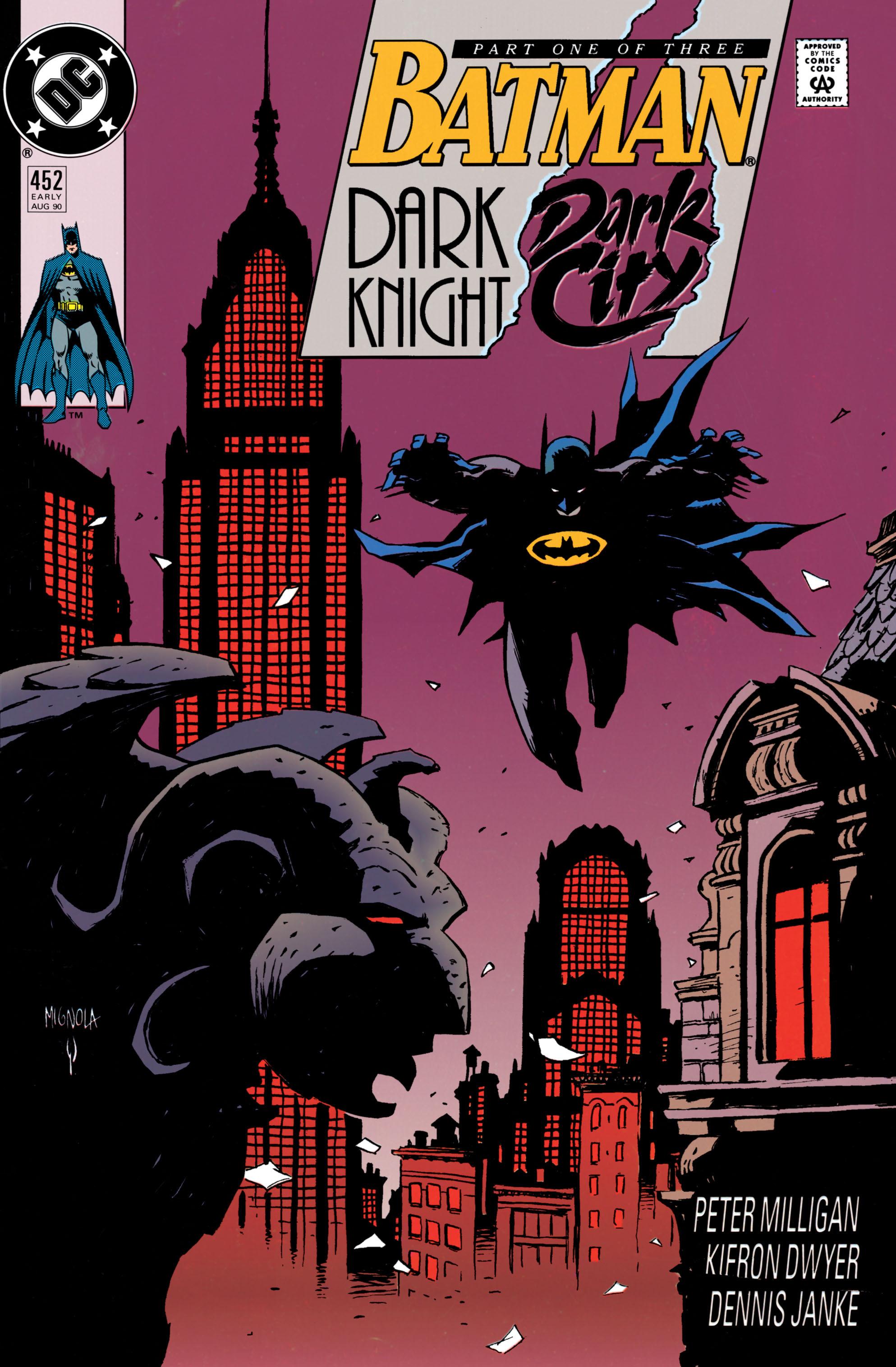 Batman (1940) 452 Page 1