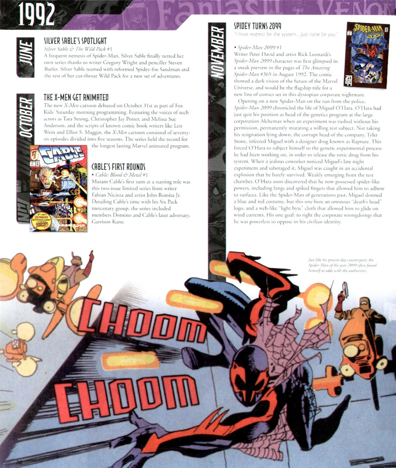 Read online Marvel Chronicle comic -  Issue # TPB (Part 3) - 49