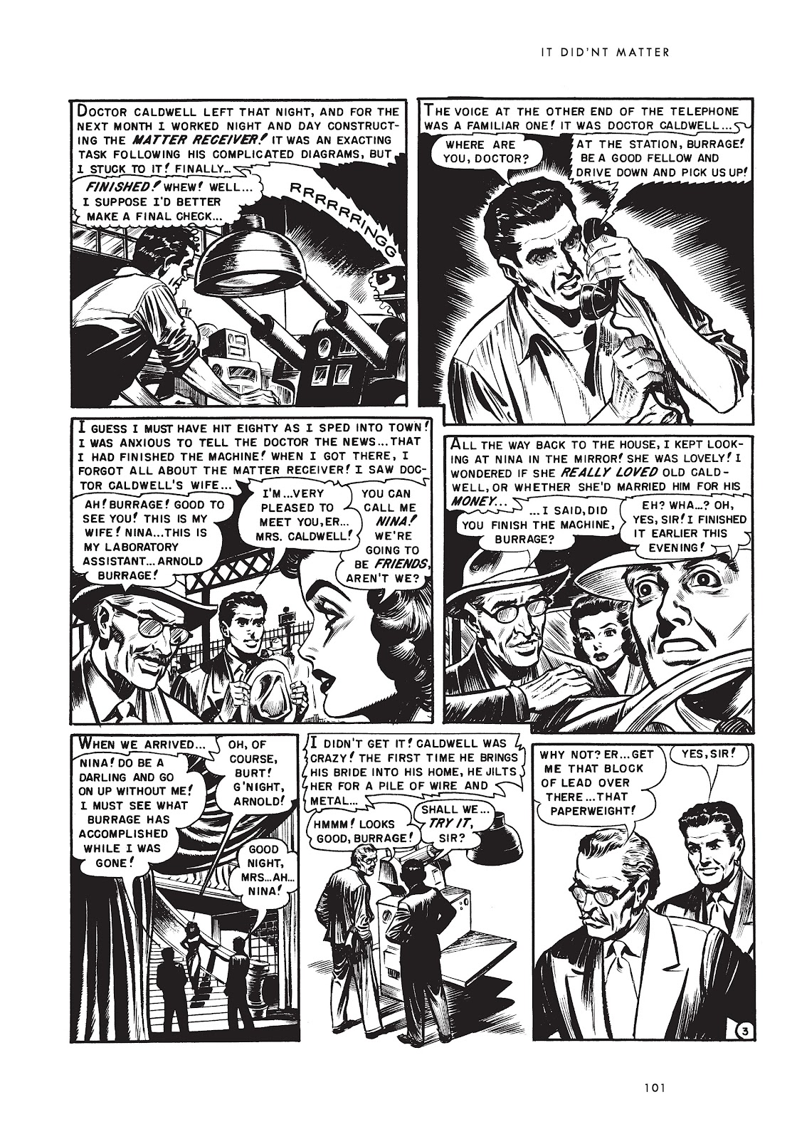 Read online The Martian Monster and Other Stories comic -  Issue # TPB (Part 2) - 16