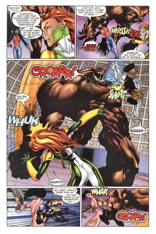 Read online Alpha Flight (1997) comic -  Issue #1 - 36