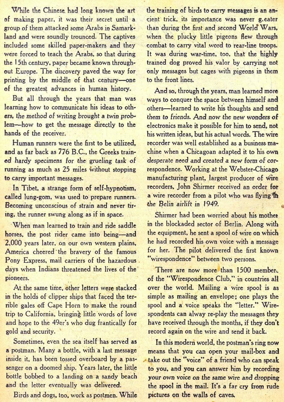 Read online Adventure Comics (1938) comic -  Issue #172 - 32