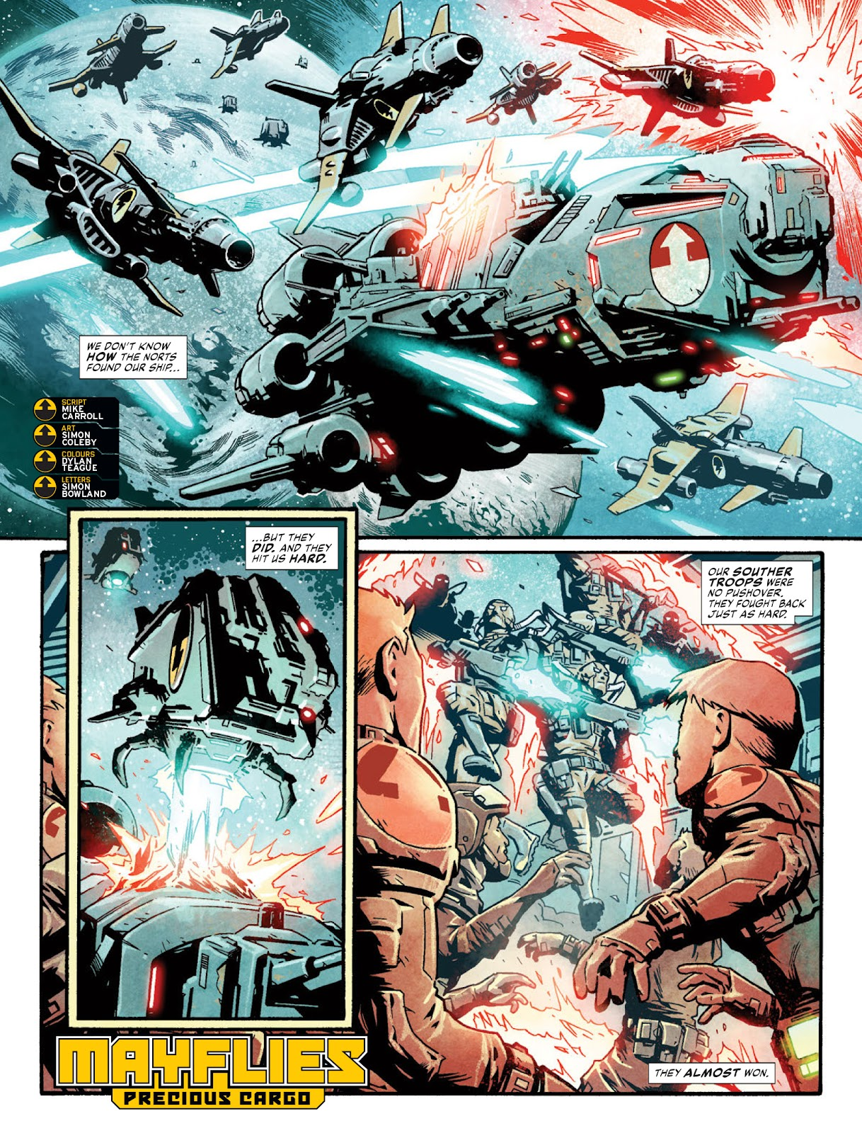 2000 AD issue 2220 - Page 41