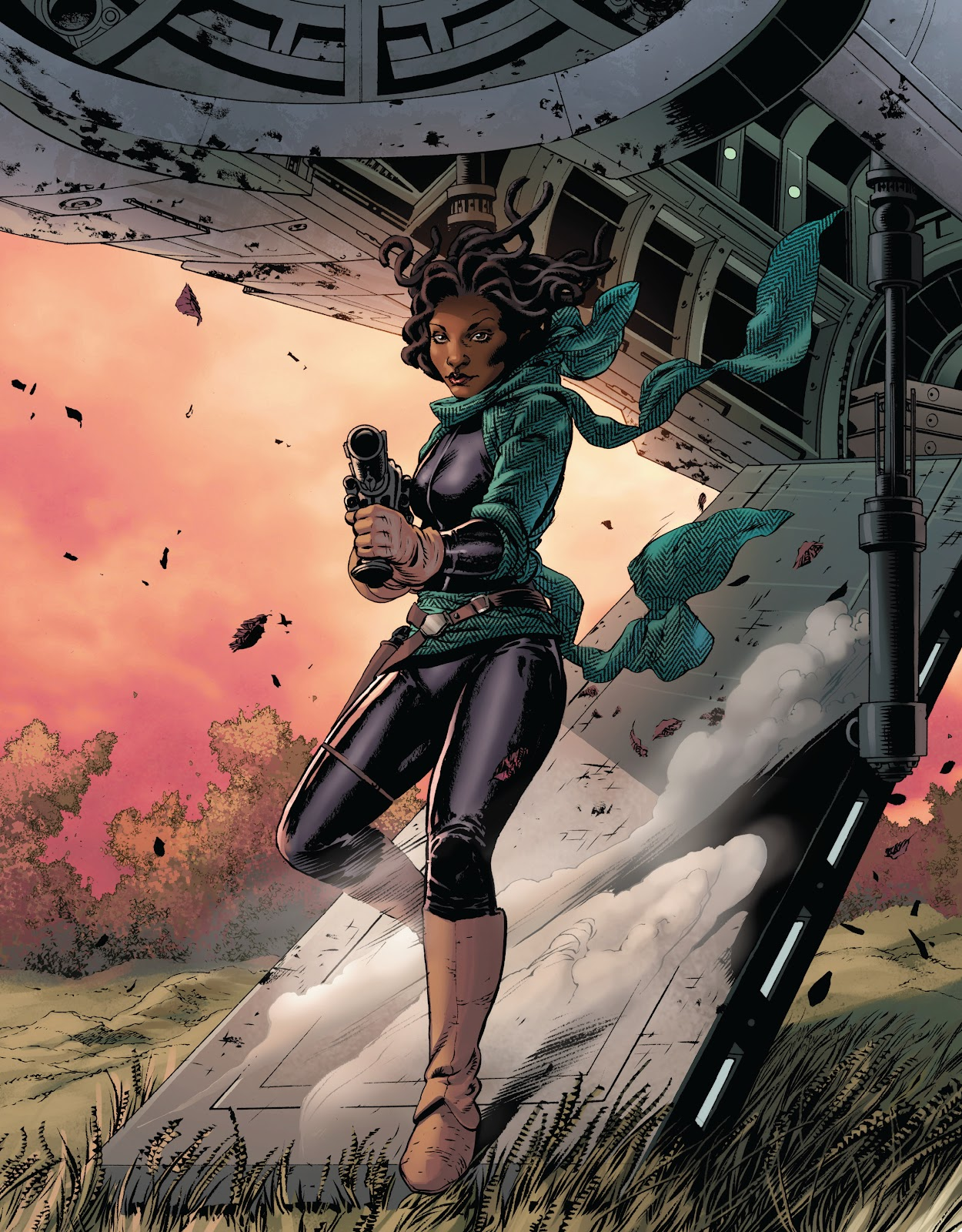 Read online The Marvel Art of Star Wars comic -  Issue # TPB (Part 1) - 30