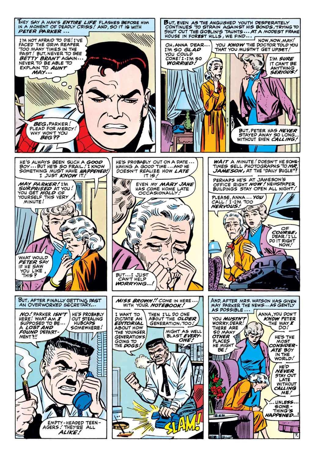 The Amazing Spider-Man (1963) 40 Page 7