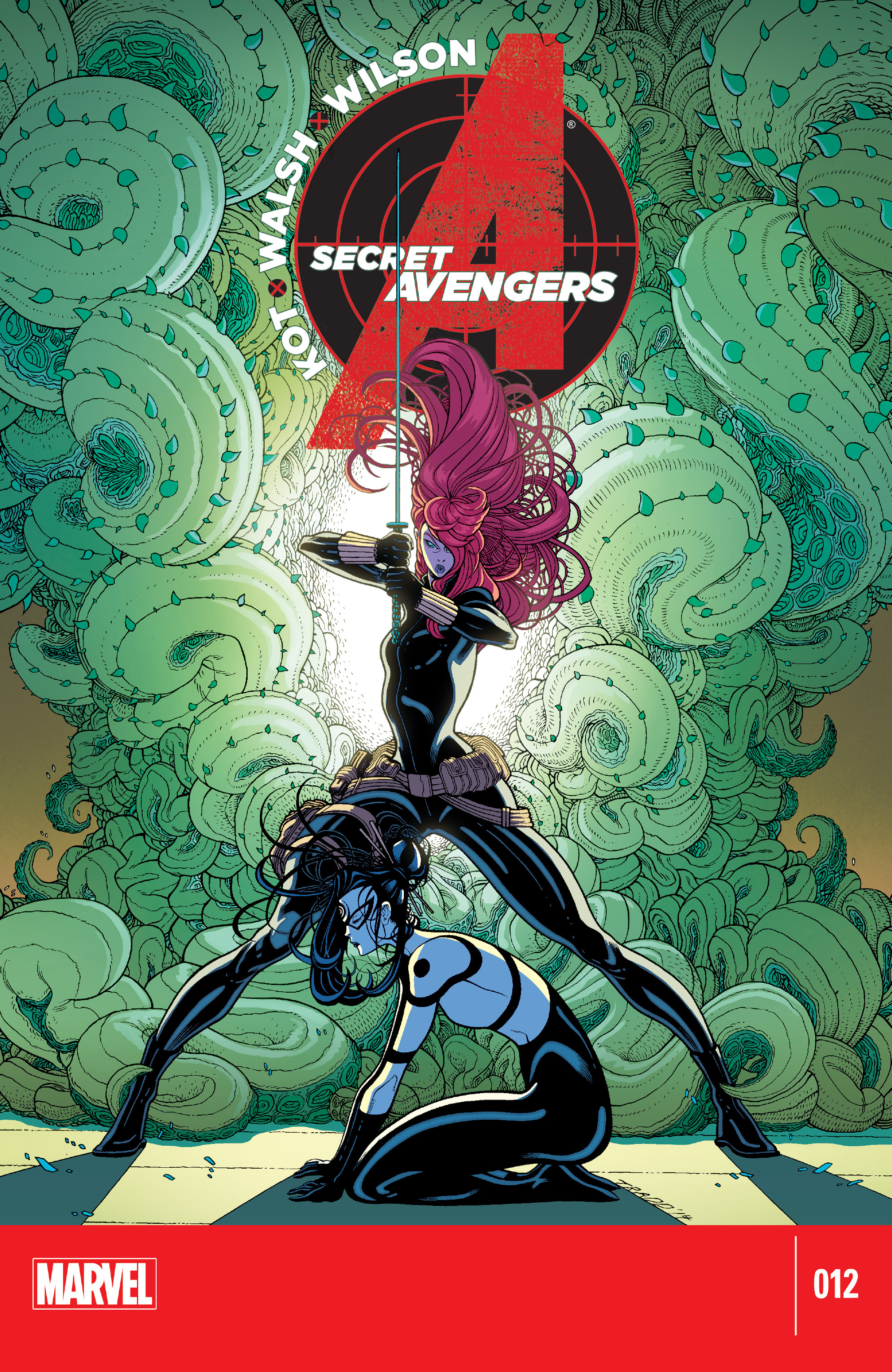 Secret Avengers (2014) issue 12 - Page 1