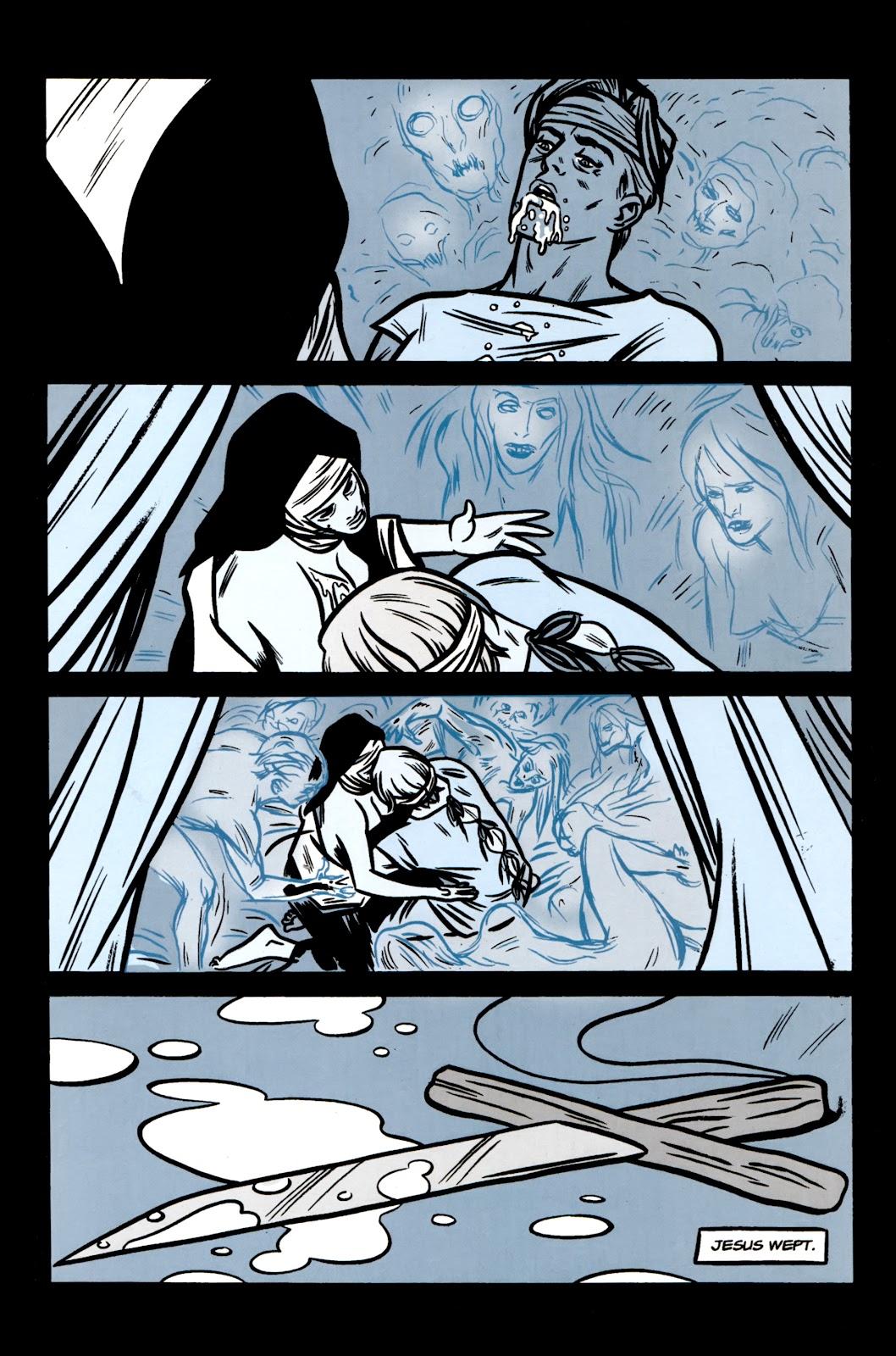 Read online Feeders comic -  Issue # Full - 13