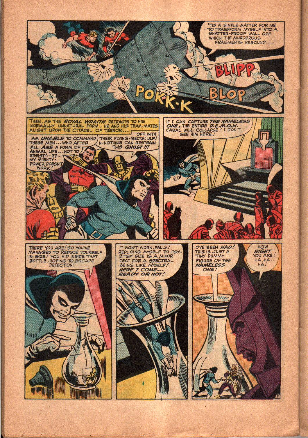 The Mighty Crusaders (1965) Issue #5 #5 - English 18