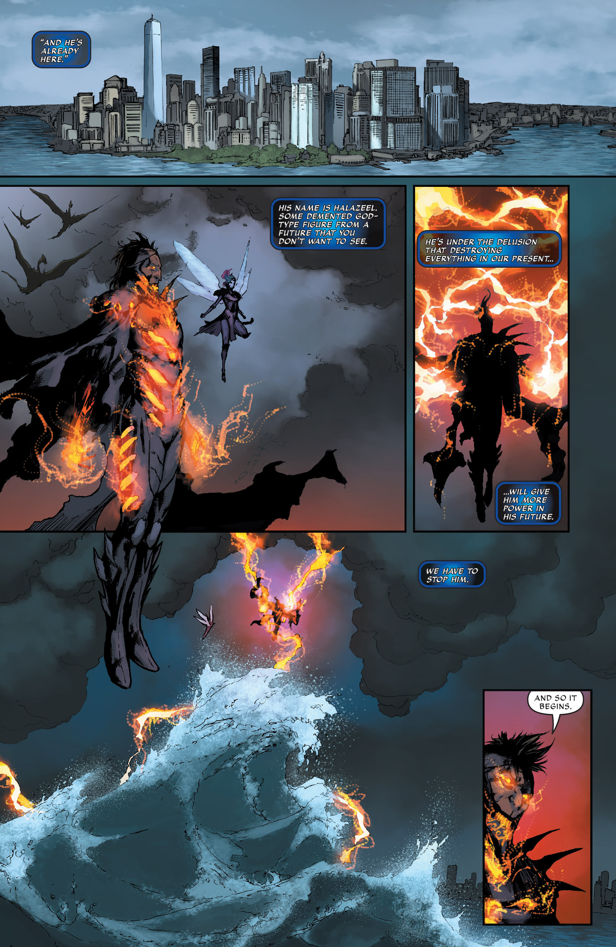 Read online Aspen Universe: Revelations comic -  Issue #3 - 7