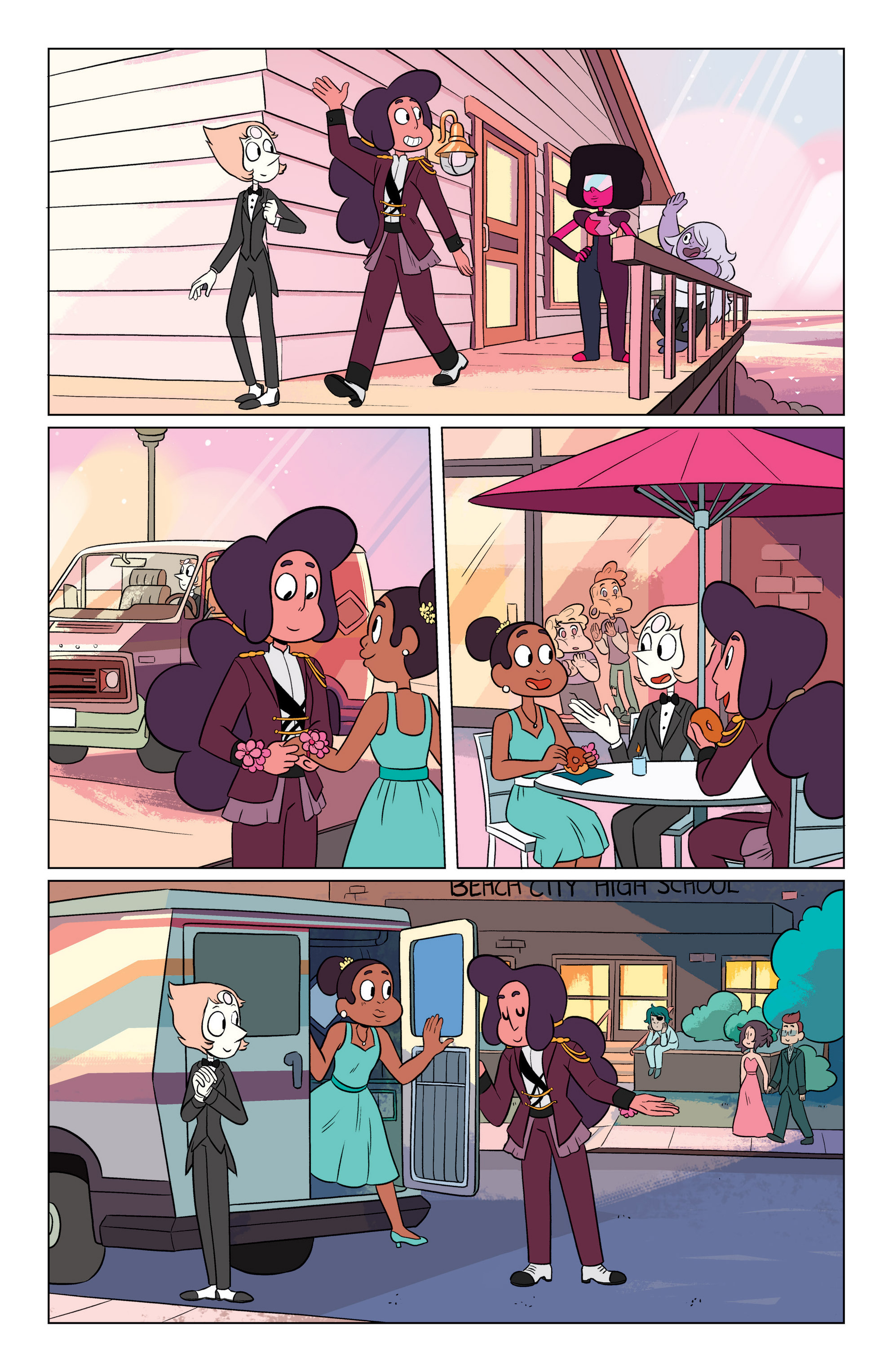 Read online Steven Universe Ongoing comic -  Issue #2 - 13