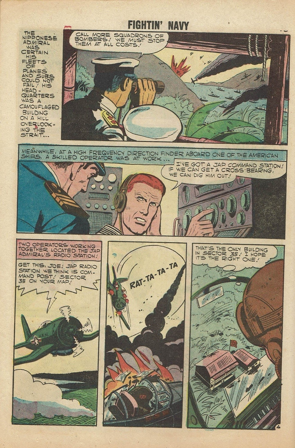 Read online Fightin' Navy comic -  Issue #81 - 12