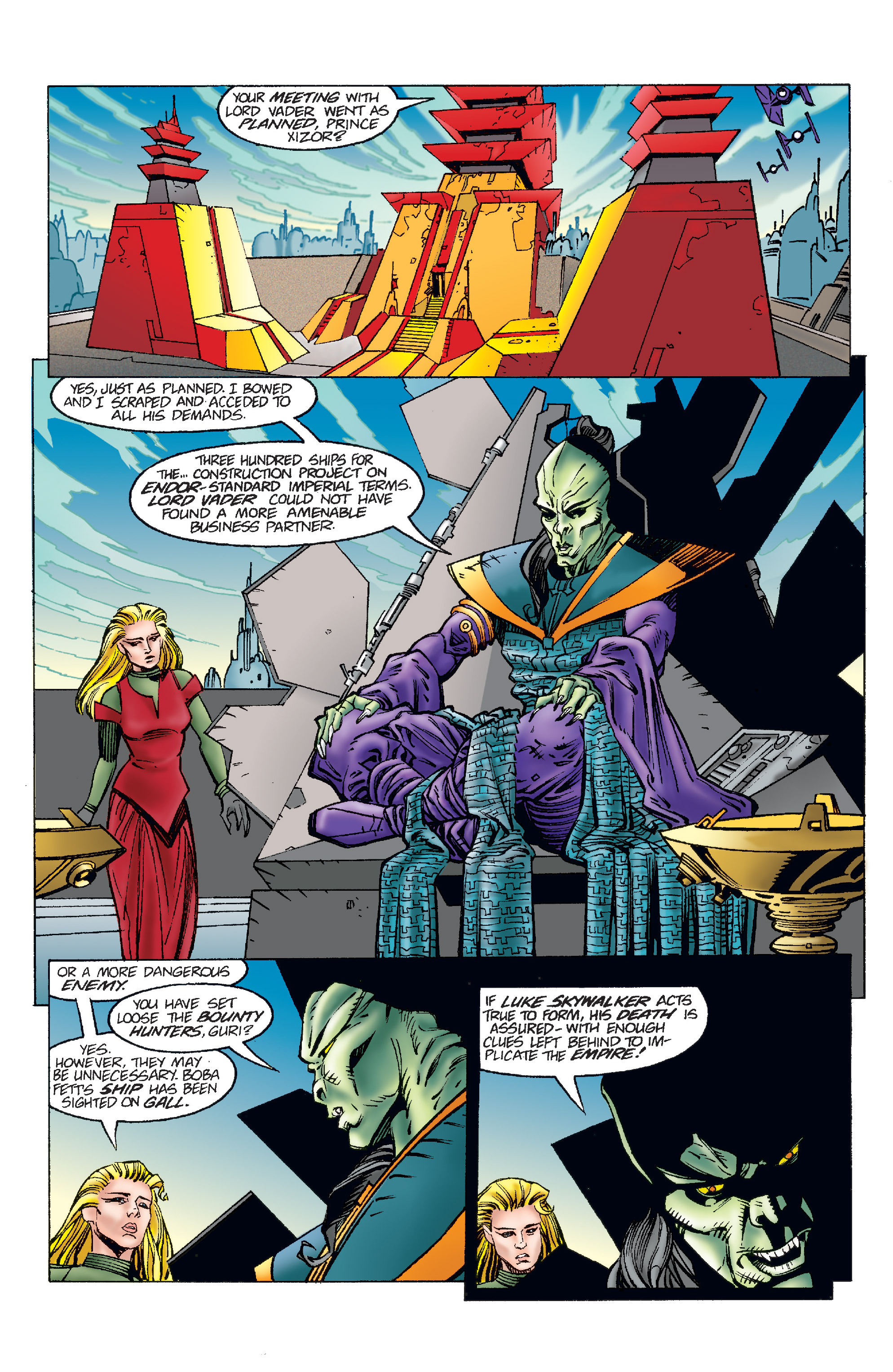 Read online Star Wars Omnibus comic -  Issue # Vol. 11 - 34