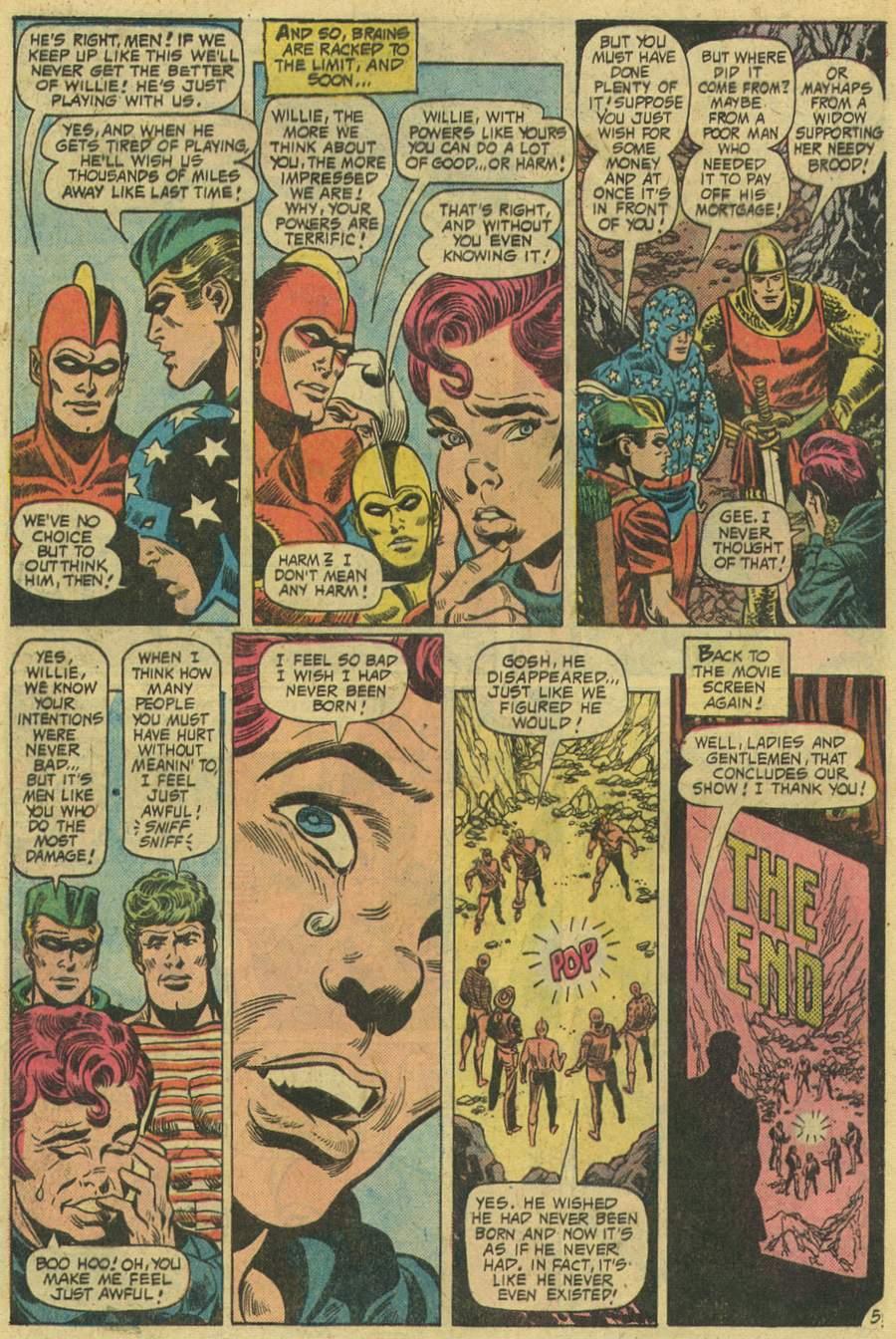 Read online Adventure Comics (1938) comic -  Issue #443 - 32