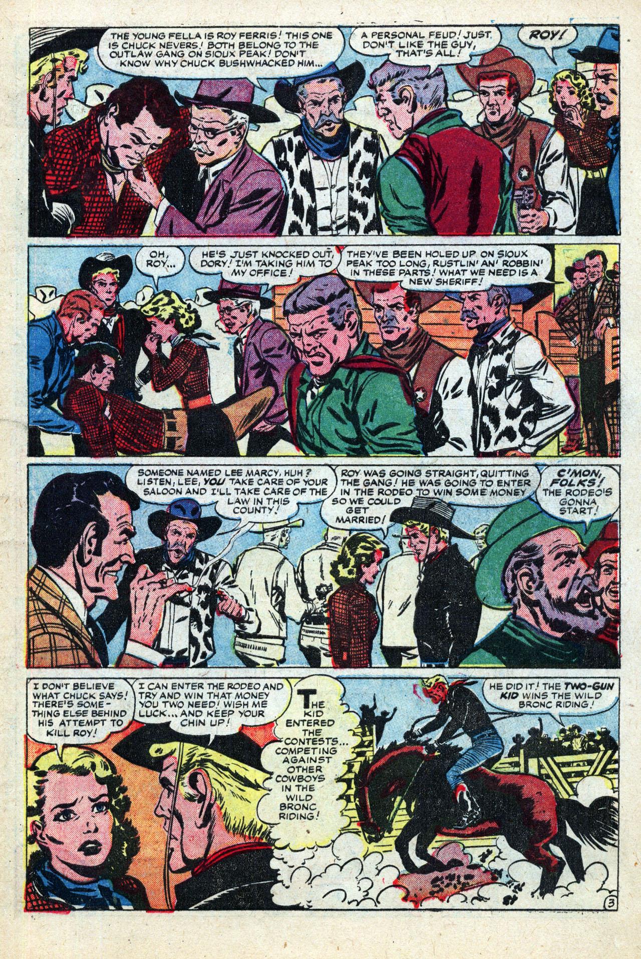 Read online Two-Gun Kid comic -  Issue #27 - 5
