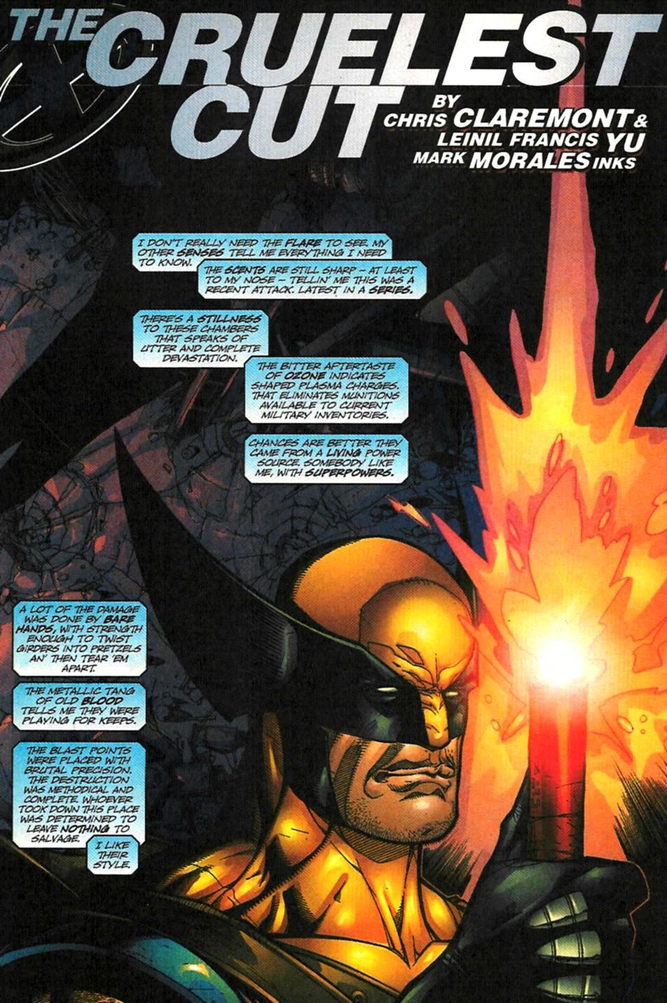 X-Men (1991) 102 Page 3