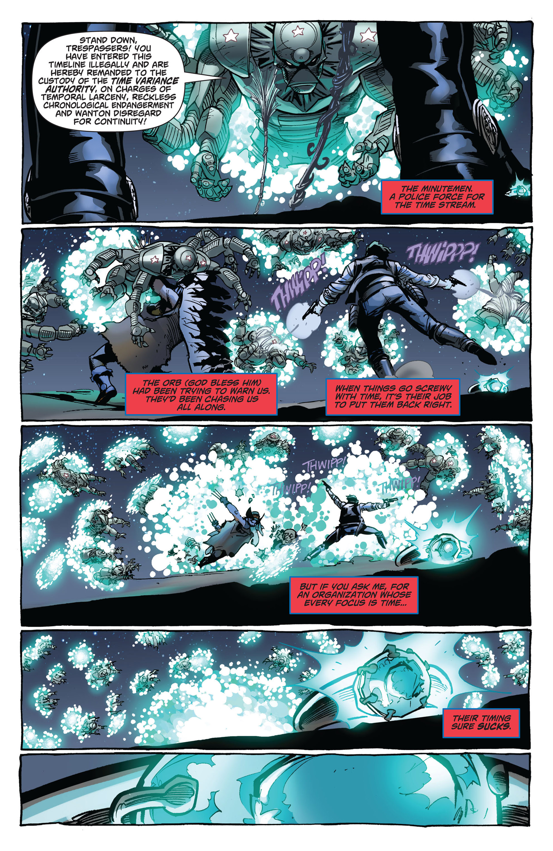 Read online Astonishing Spider-Man & Wolverine comic -  Issue #6 - 16