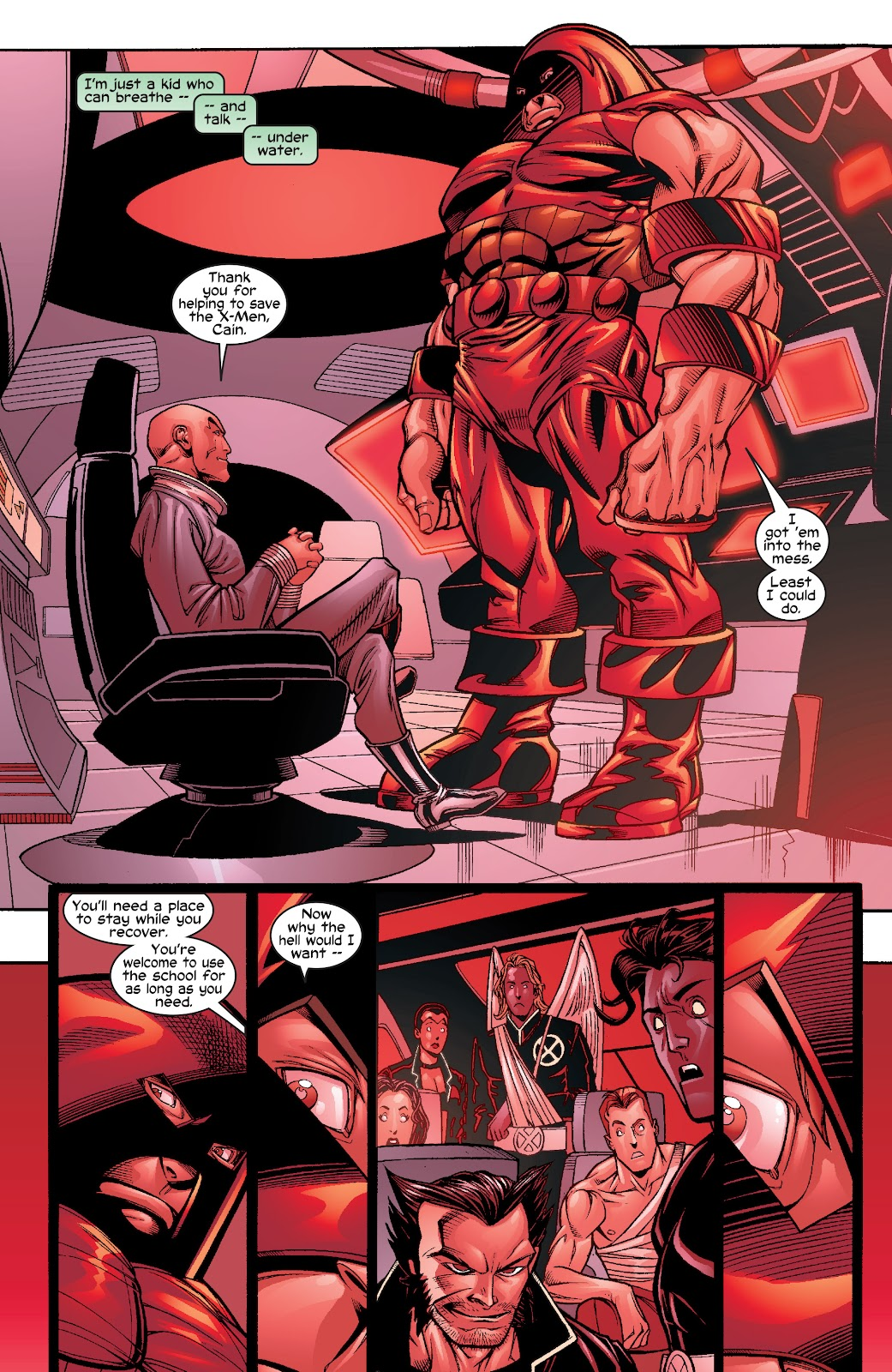 Read online X-Men: Unstoppable comic -  Issue # TPB (Part 1) - 73