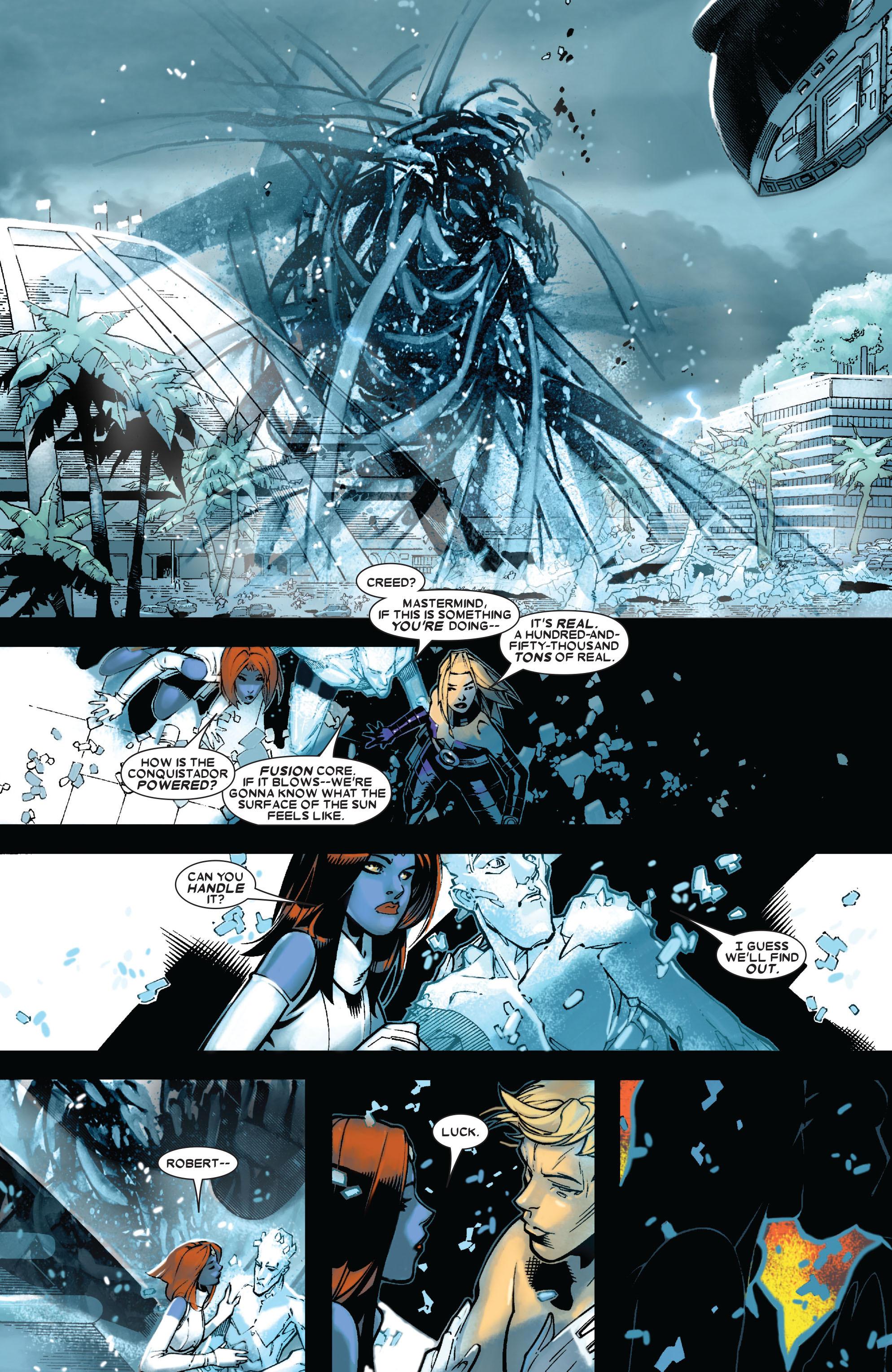 X-Men (1991) 199 Page 4