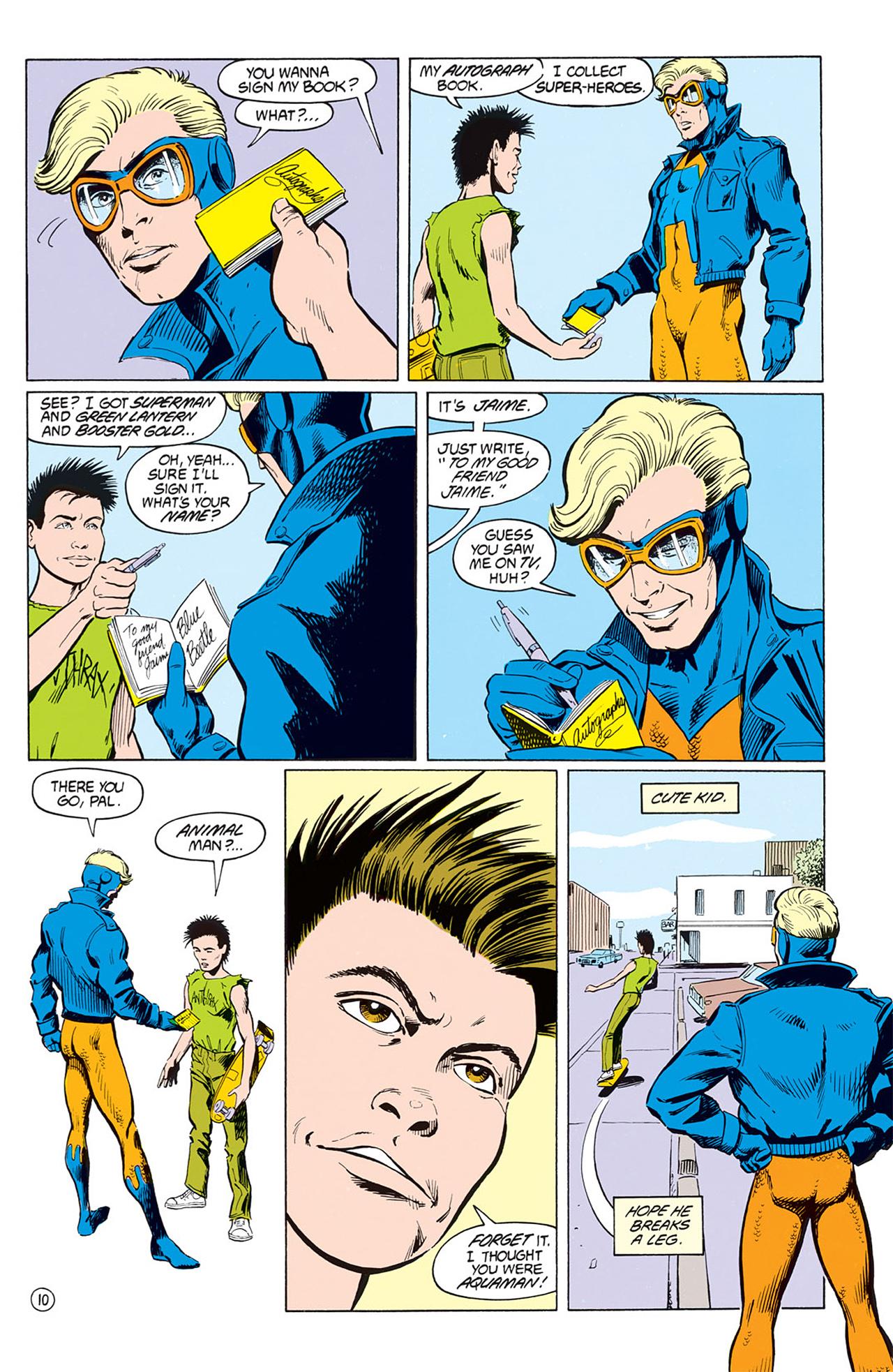 Read online Animal Man (1988) comic -  Issue #2 - 12