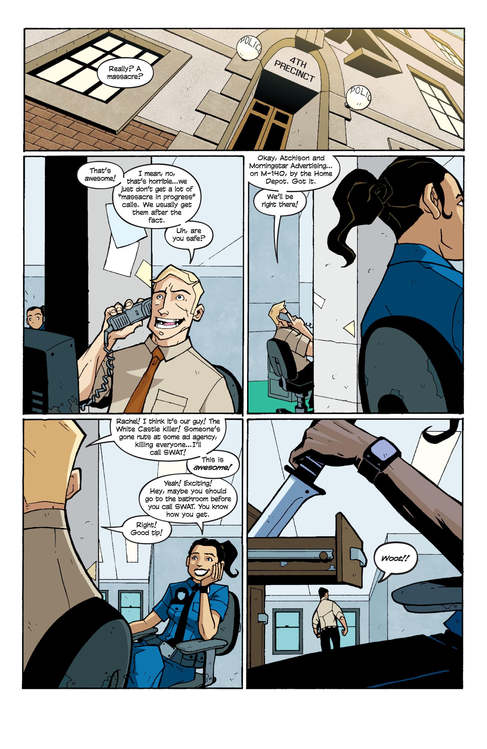 Read online Killer Of Demons comic -  Issue #3 - 13