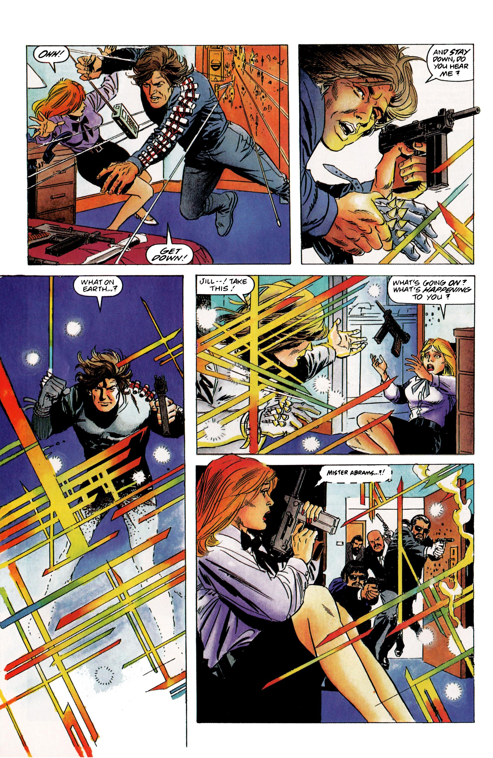 Read online Eternal Warrior (1992) comic -  Issue #1 - 27