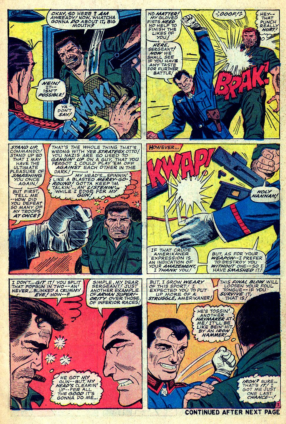 Read online Sgt. Fury comic -  Issue #39 - 18