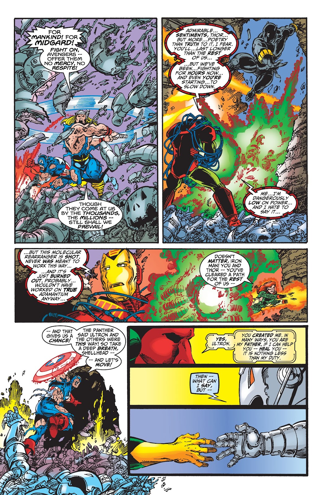 Avengers (1998) issue TPB 2 (Part 4) - Page 11