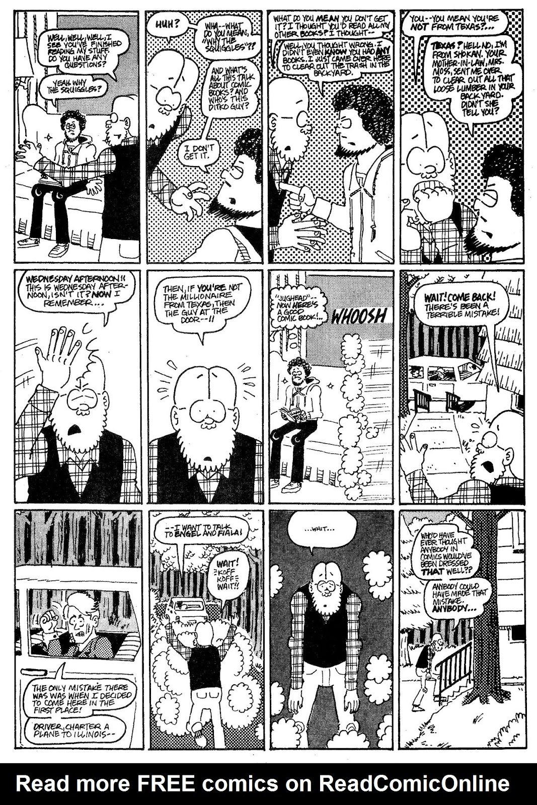 Read online The Nearly Complete Essential Hembeck Archives Omnibus comic -  Issue # TPB (Part 4) - 7